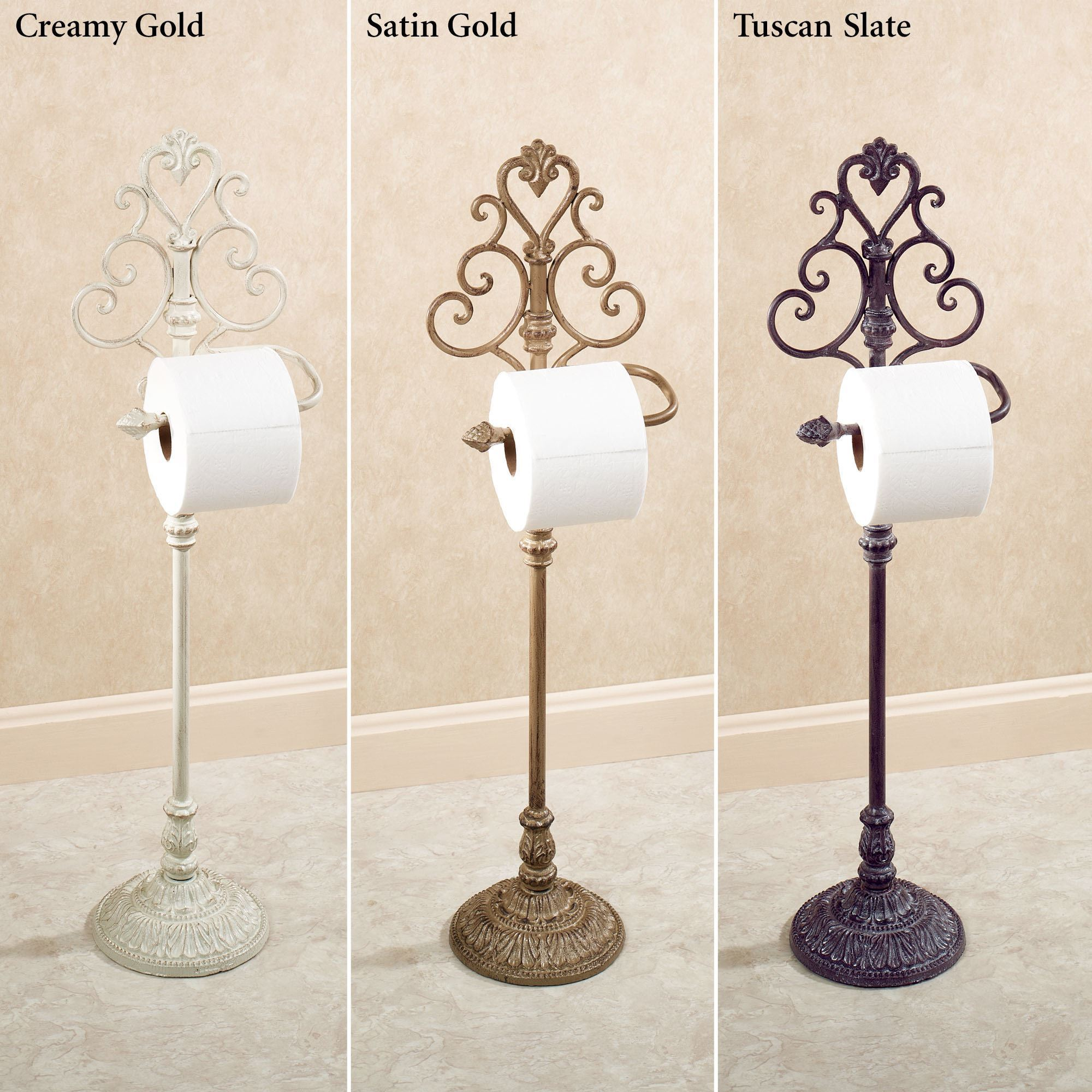 terrific recessed design nickel free pedestal standing paper diy brushed holder images replace toilet chrome