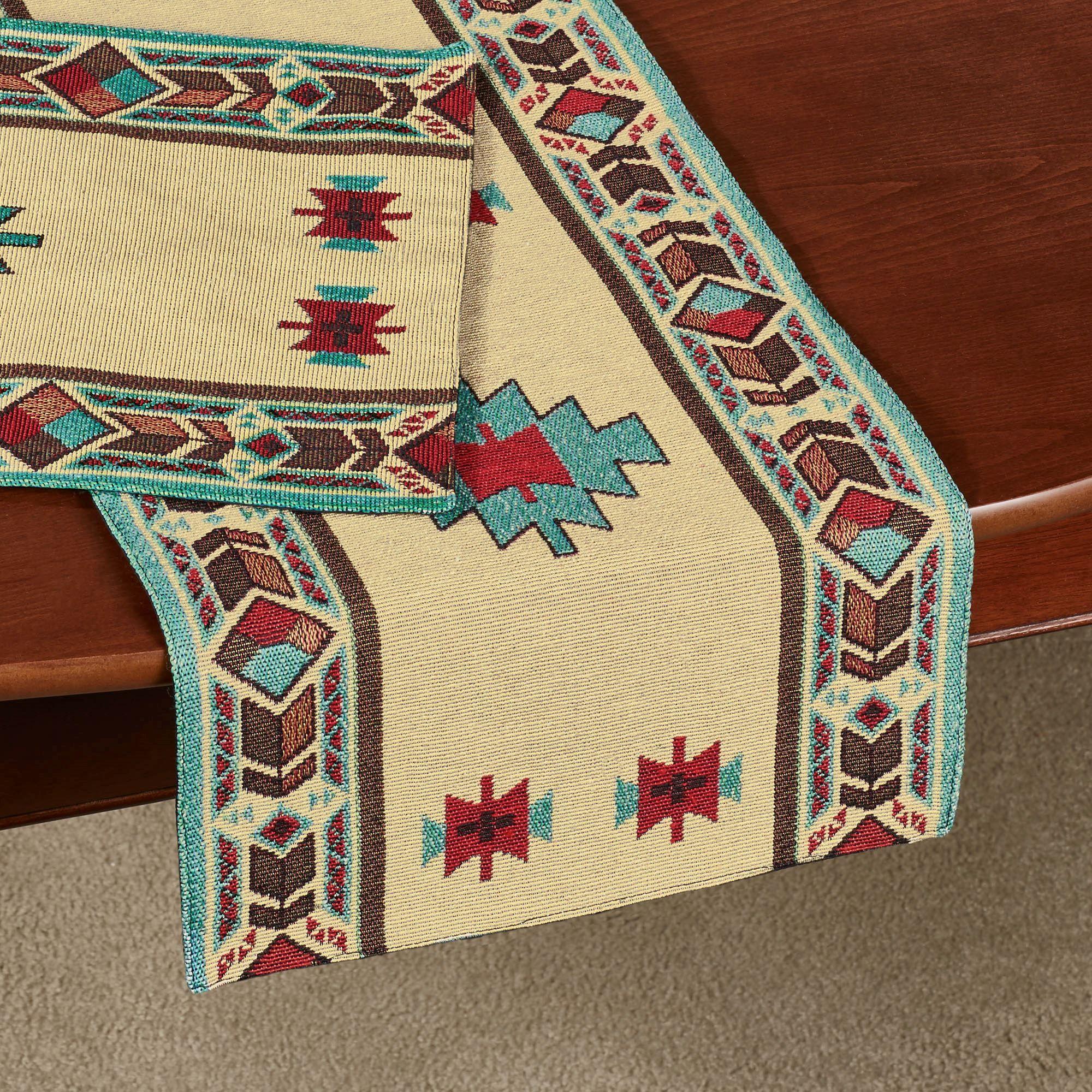 Carrizo Southwest Inspired Table Linens