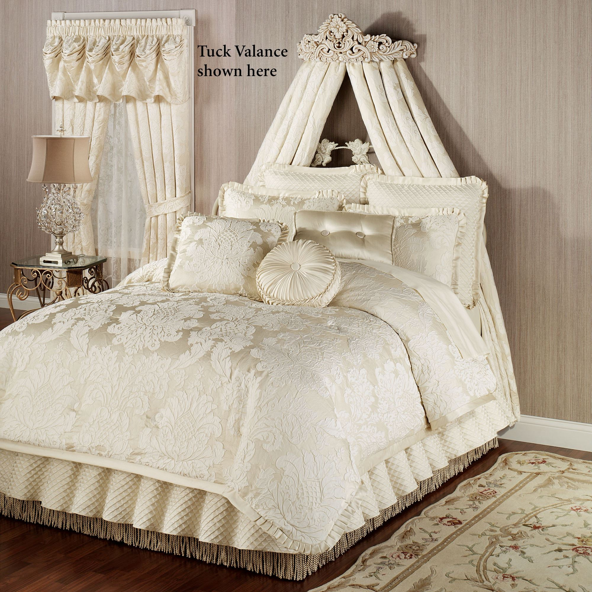 Luxury Bedding Comforter Sets | Touch of Class