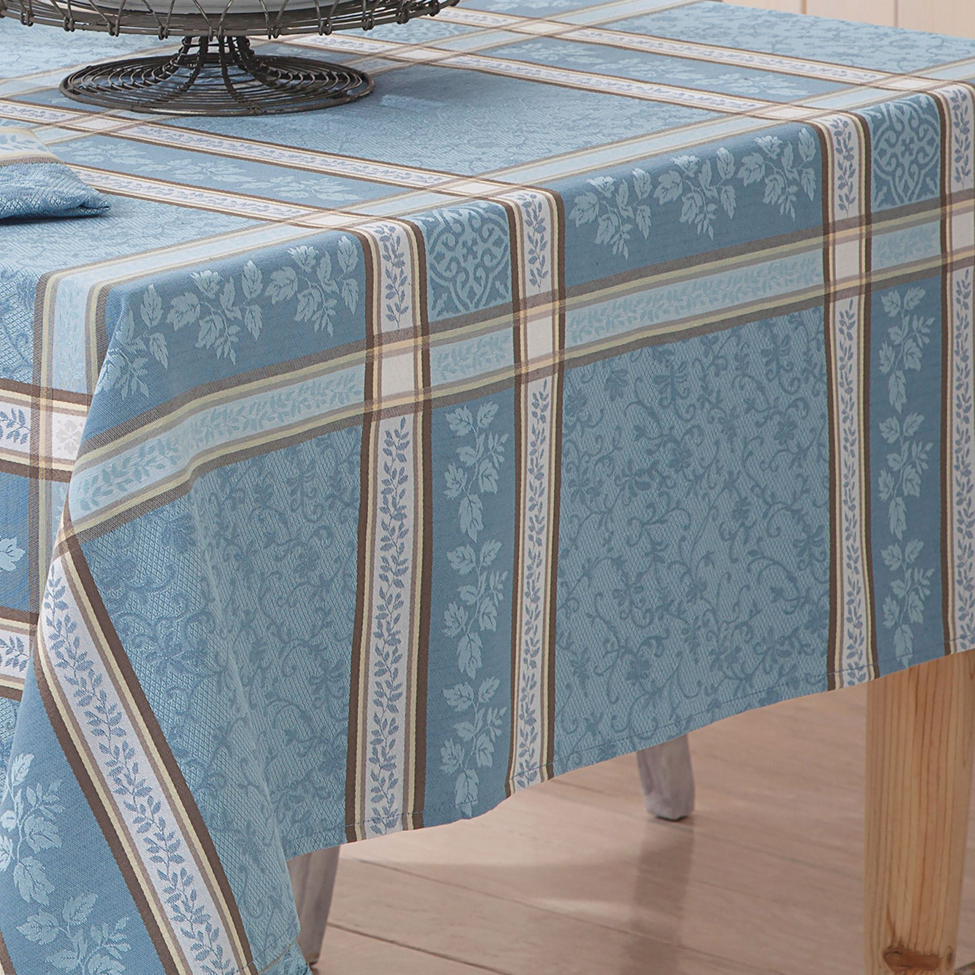 Winchester Oblong Tablecloth Federal Blue