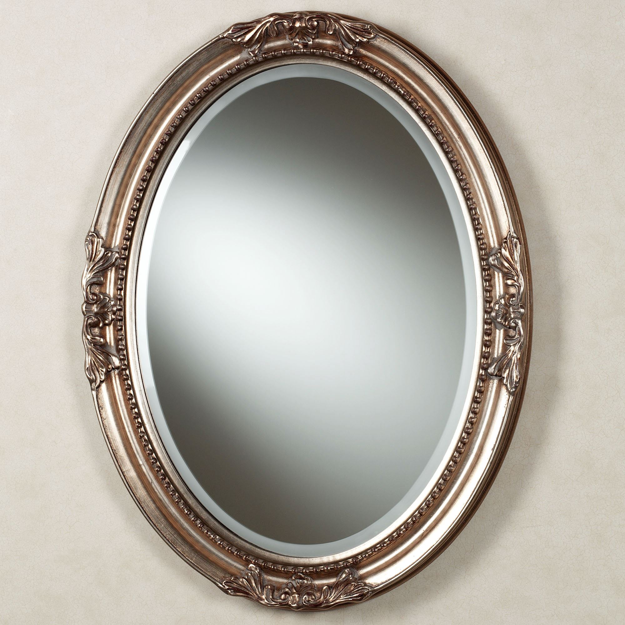 Oval Mirrors: Add a few mirrors in your home to both add light and create the illusion of more space. anthonyevans.tk - Your Online Decorative Accessories Store! Get 5% in rewards with Club O! Kaylana Modern Glam Wall Mirror