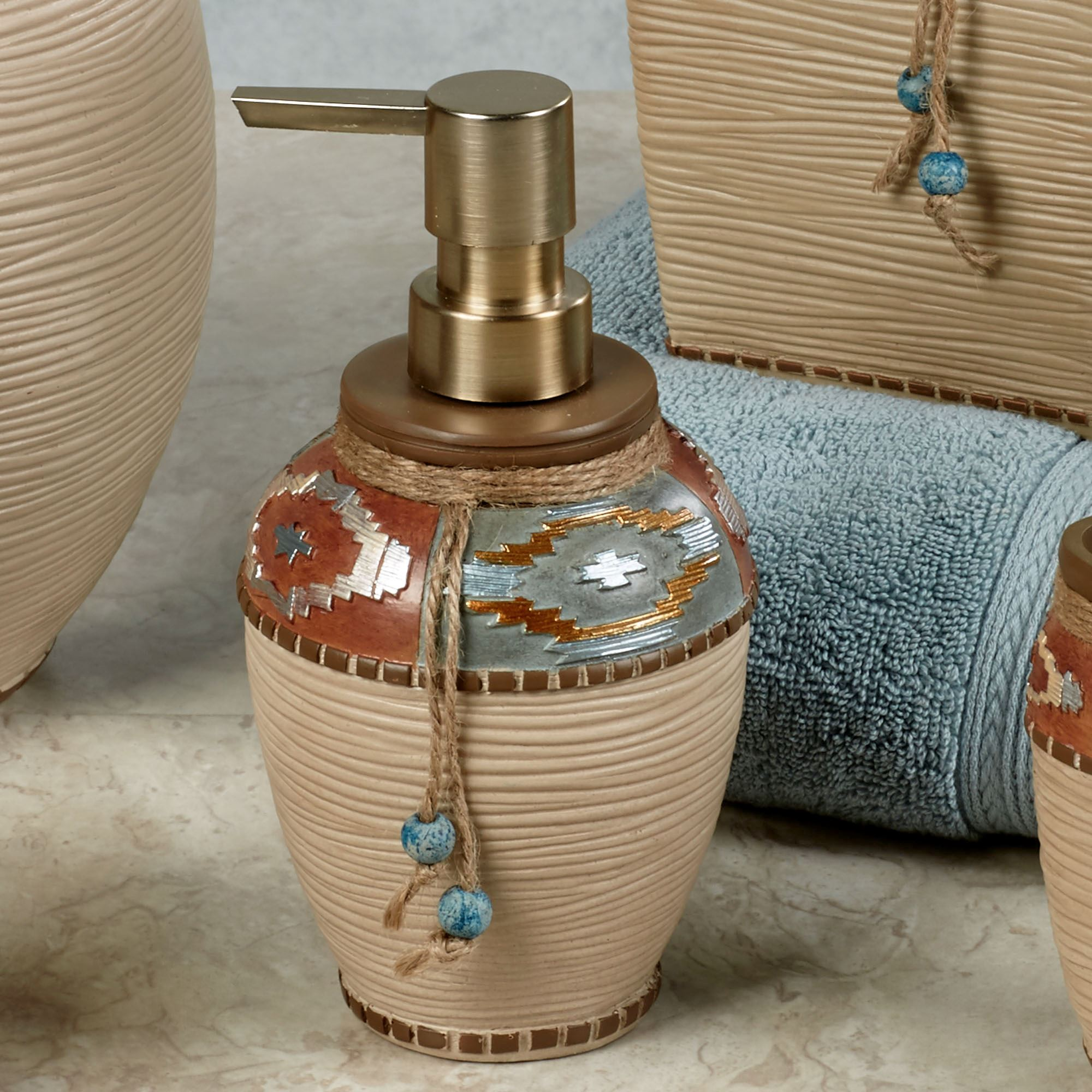 Kota Lotion Soap Dispenser Honey