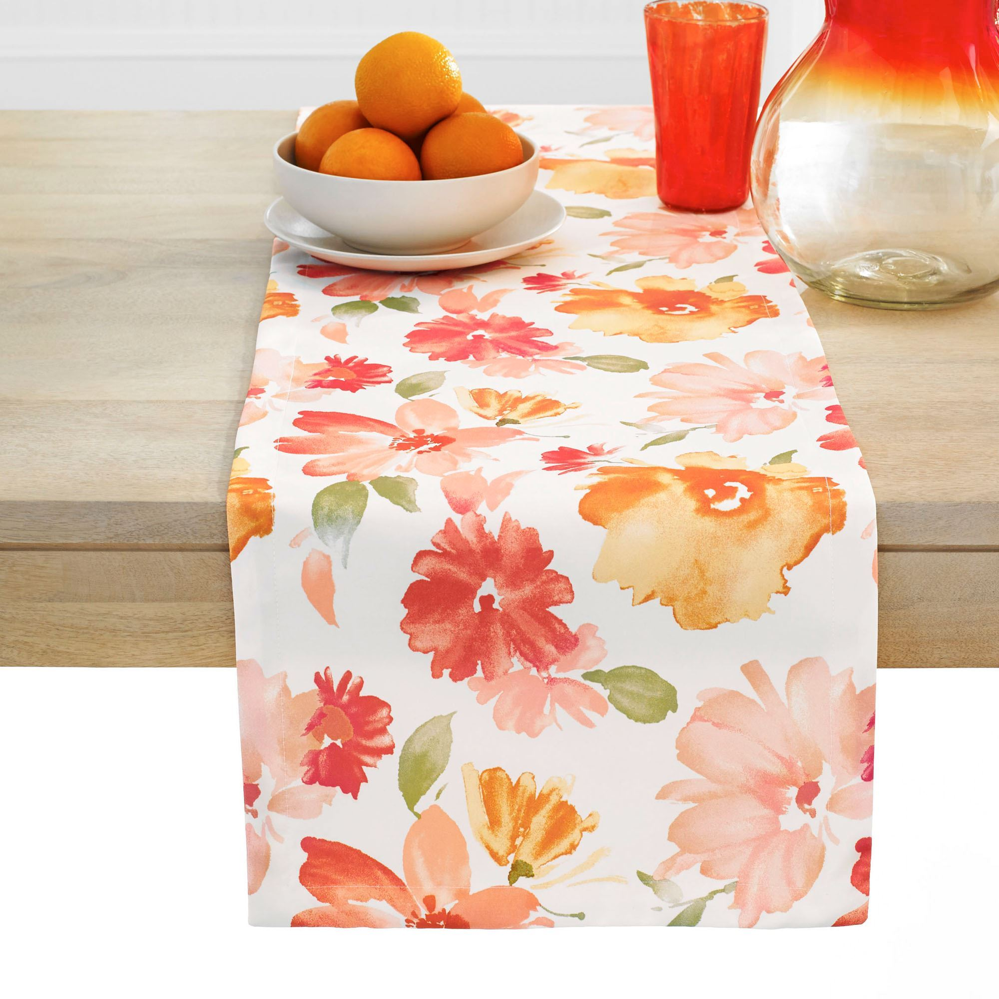 Midori Floral Table Linens By J Queen New York