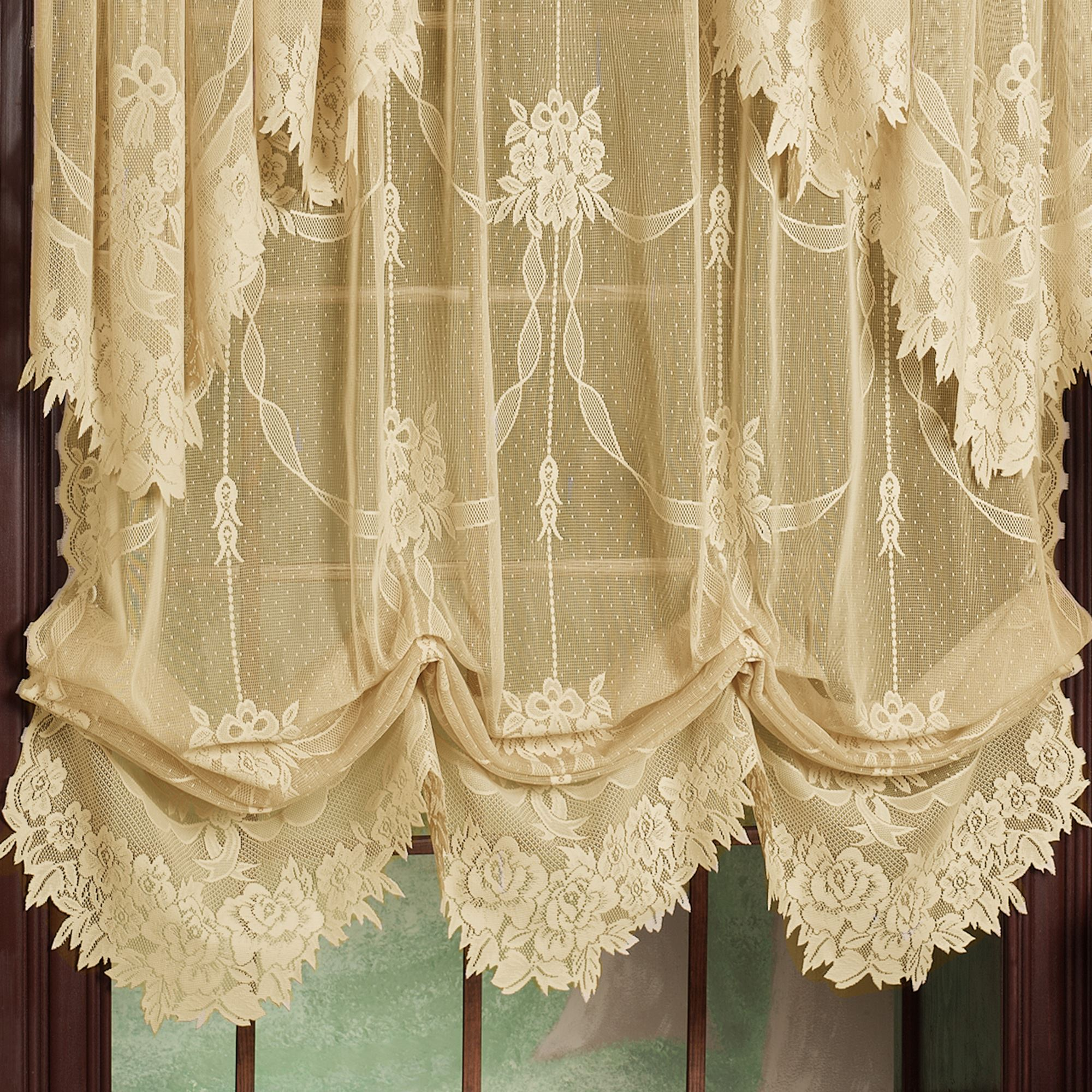how to make victorian curtains