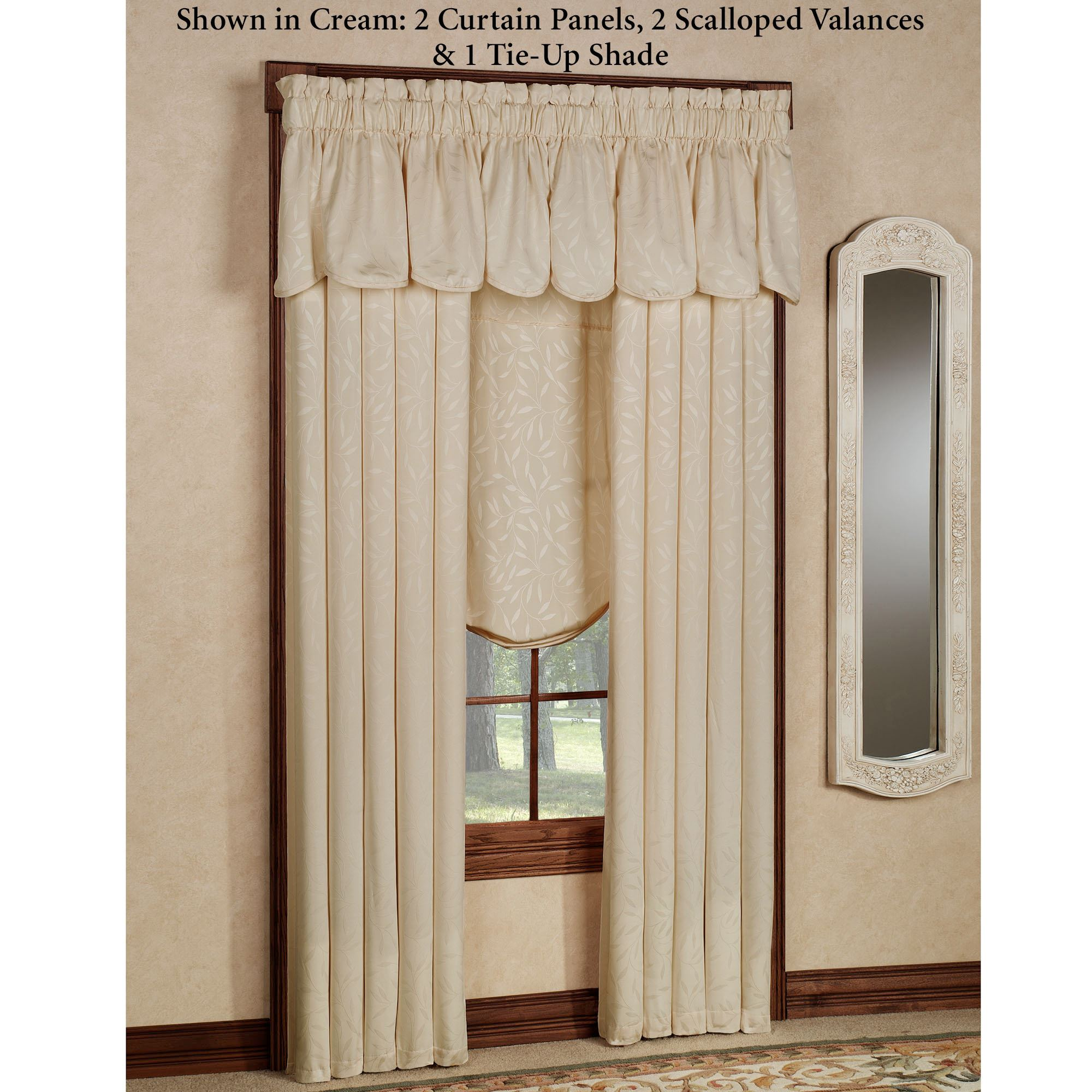 elegant fix ceiling and for ideas room designs curtain pole bay stylish curtains seat with living combine tone window rooms