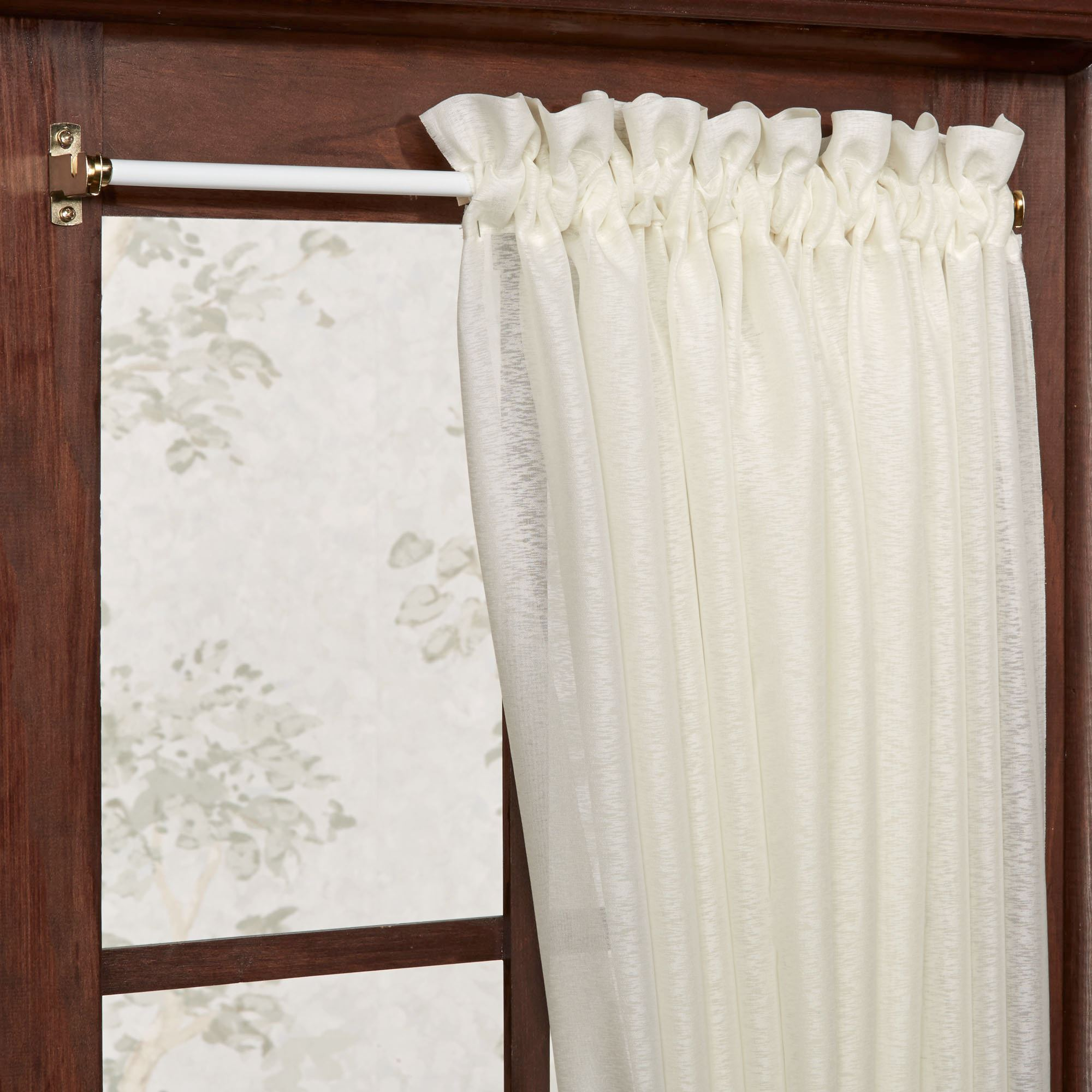 p white idea simple curtain in french vintage sash merge country design solid linen curtains