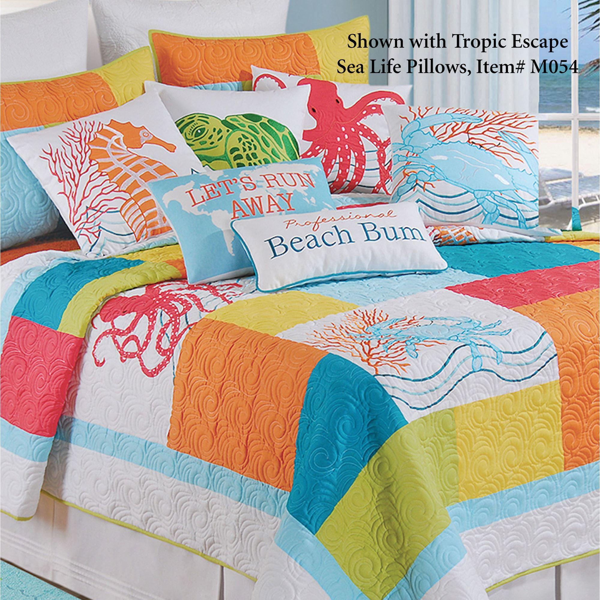 home design themed comforters bed queen collection house print duvet bedding cottage set coastal bedroom seaside sets decor beach king coral comforter
