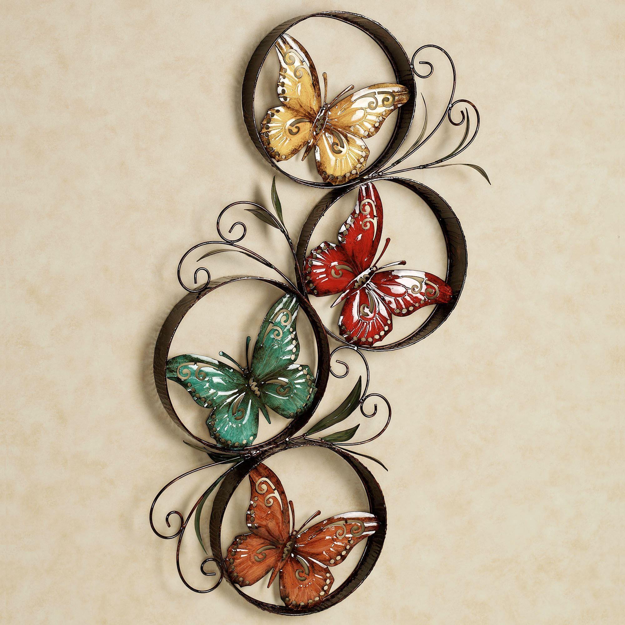 Butterfly Jubilee Metal Wall Art
