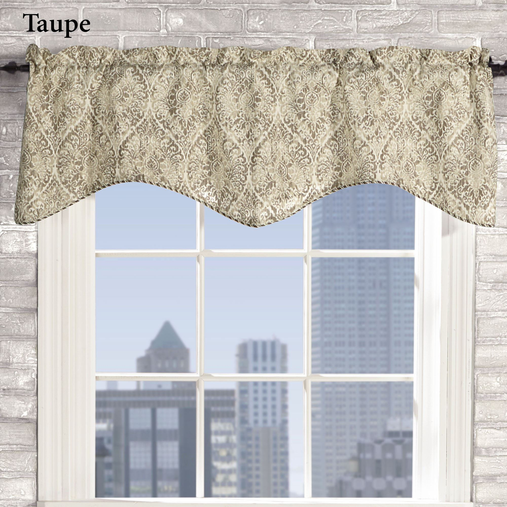 window rlf reviews pdx wayfair valance treatments home beige regency regal curtain