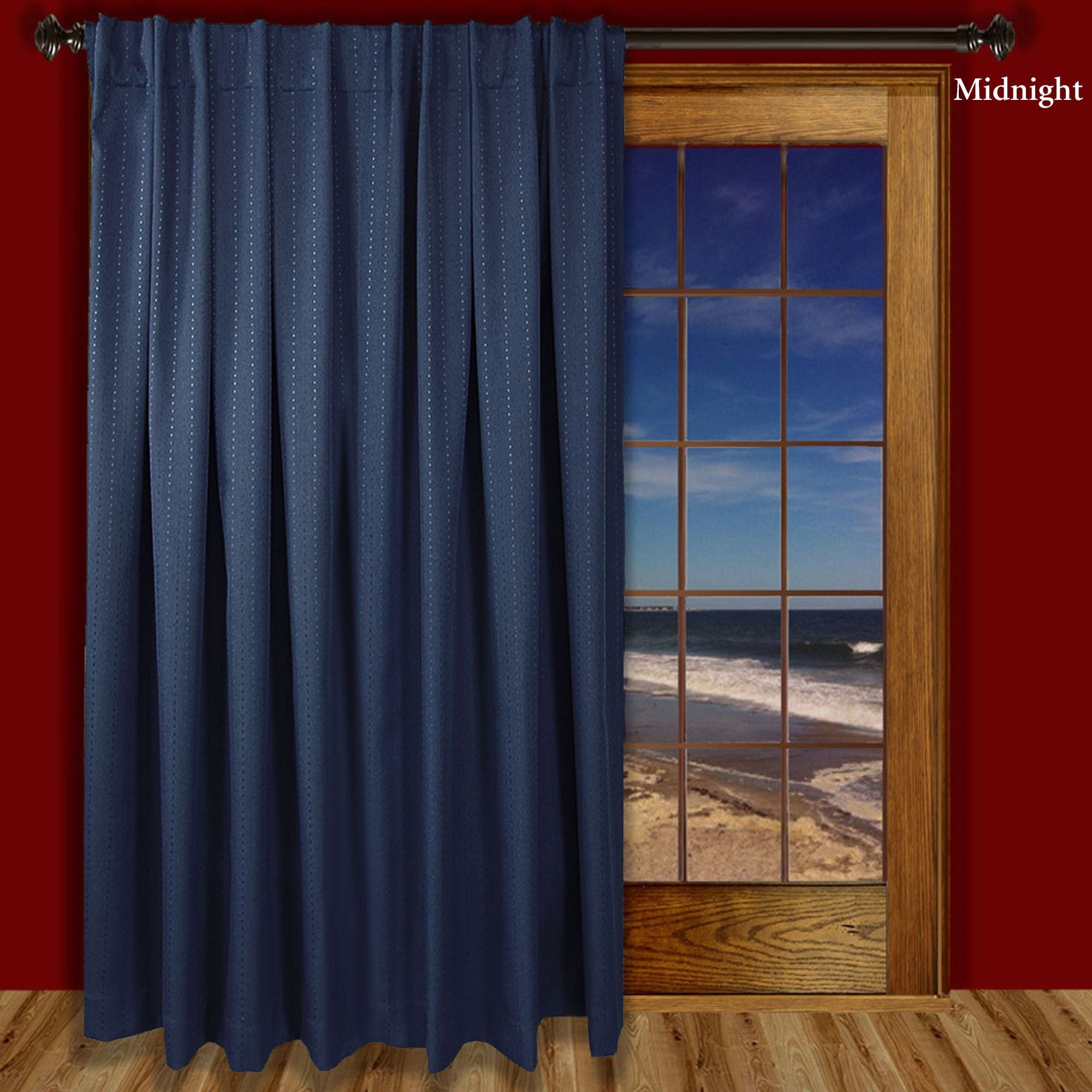 Grand Pointe Room Darkening Thermal Patio Panel