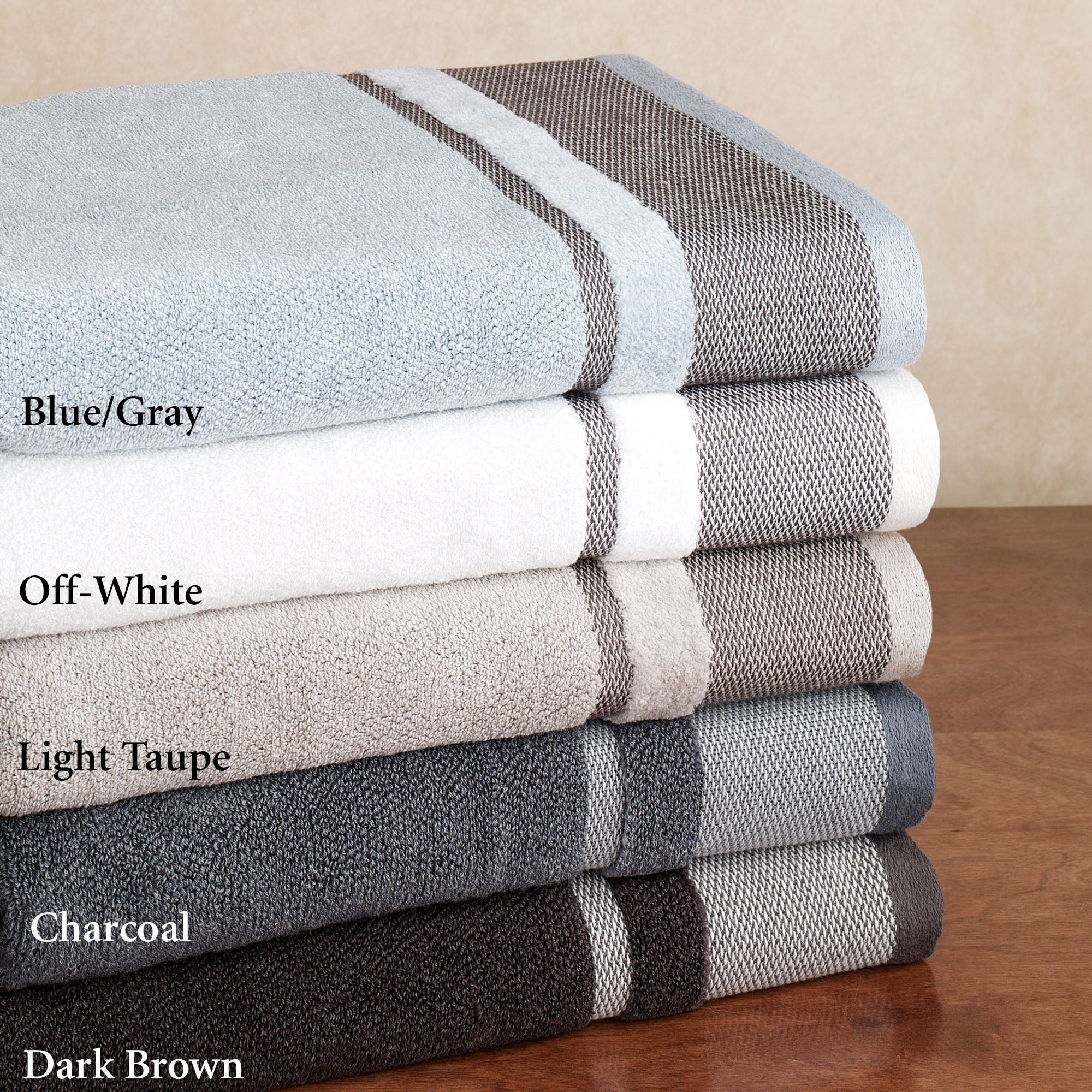 600 Gsm Mercer Cotton Bath Towels