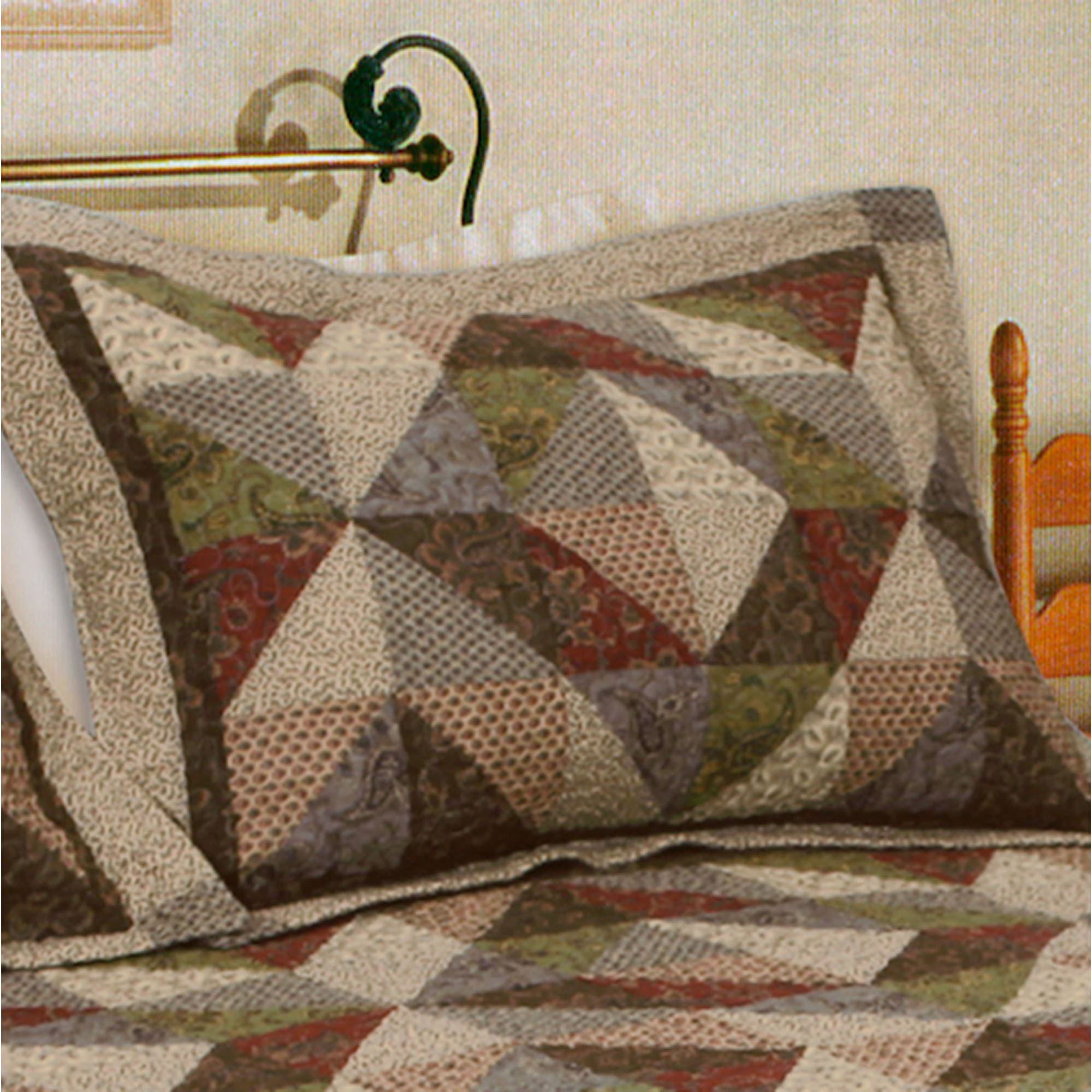 Country Cottage Cotton Patchwork Quilt Bedding : country cottage quilts - Adamdwight.com