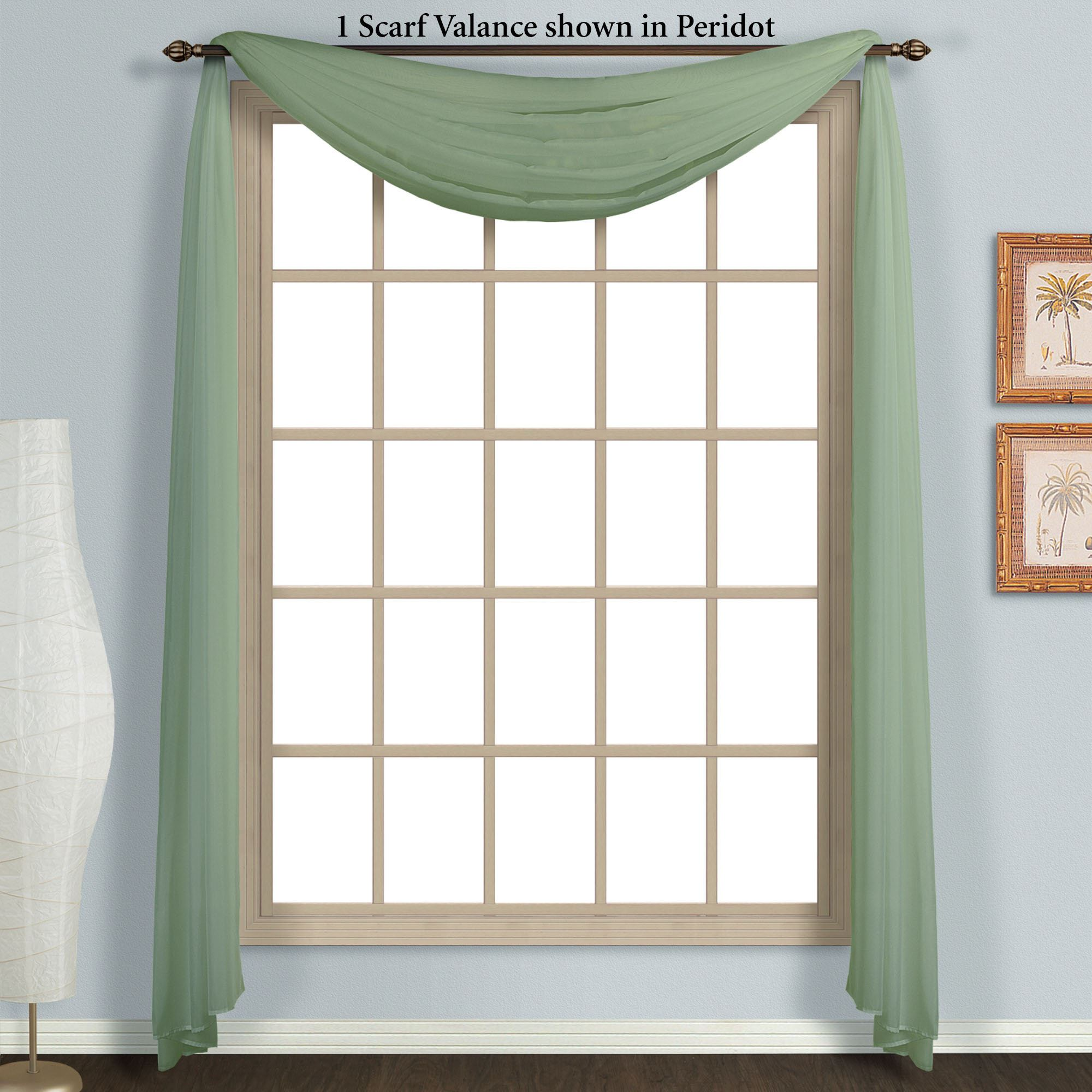 Monte Carlo Sheer Voile Window Treatment