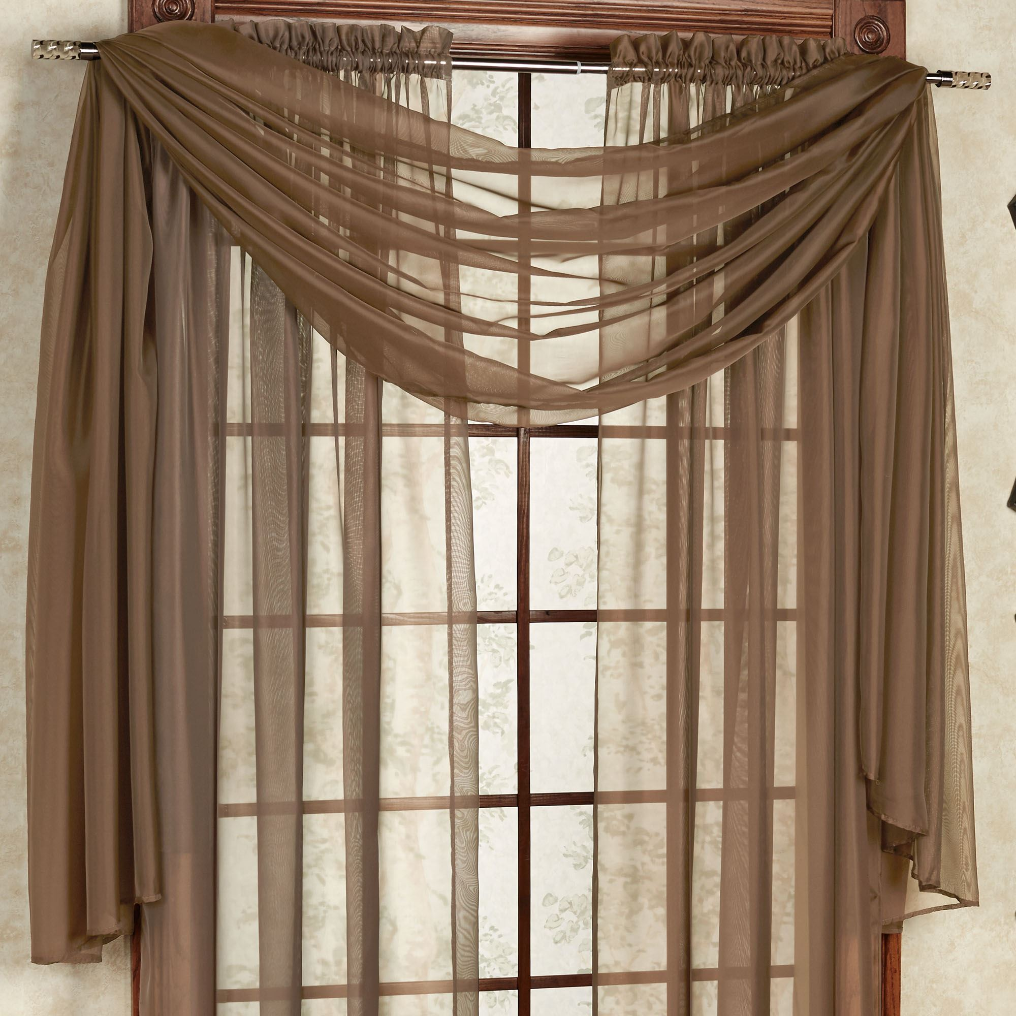 brand inch product home solid colors blush shipping curtain drapes long american overstock panels heritage cotton garden today rose free