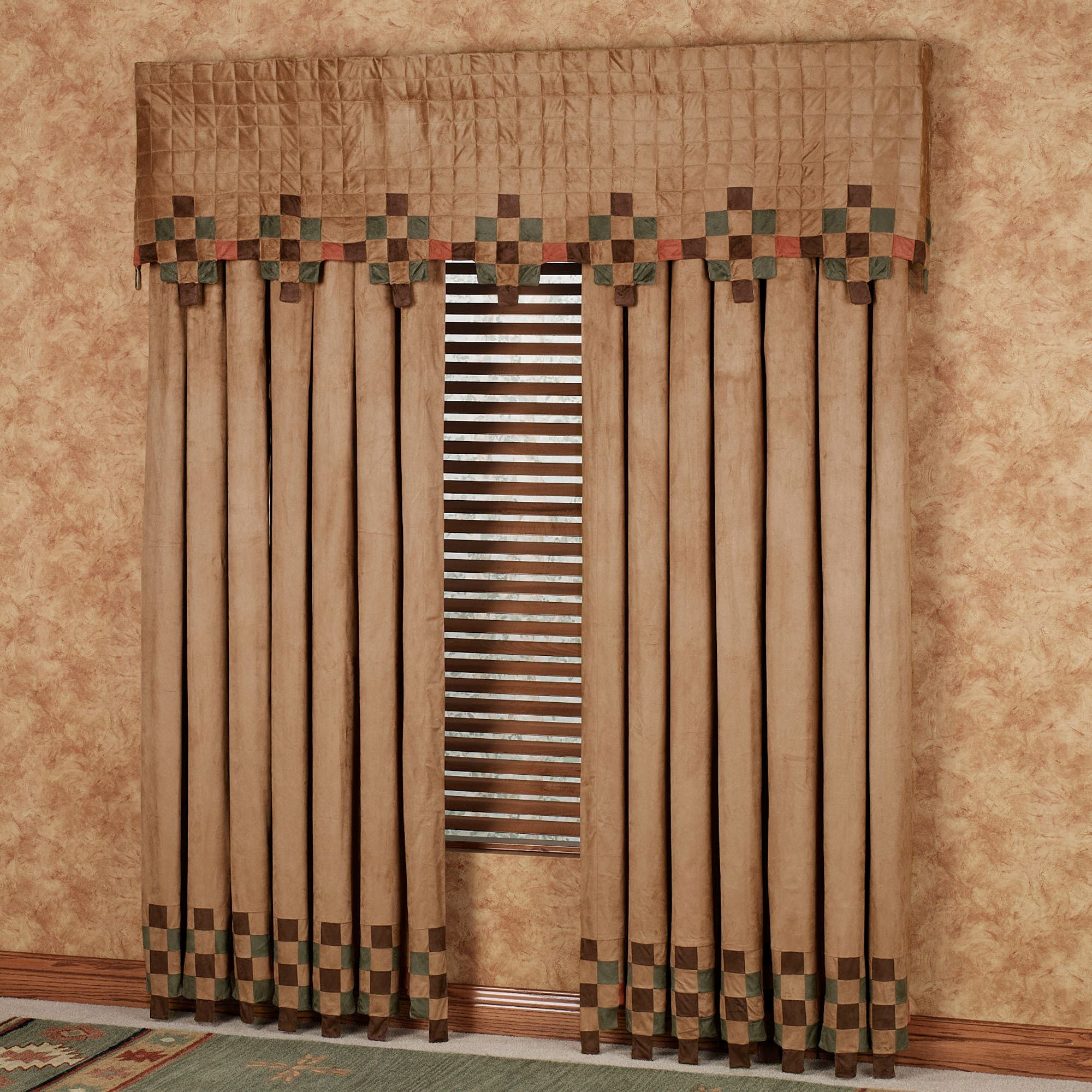 red for southwestern pinterest southwest curtains on window best curtain ideas blinds treatments arched christmas rods and