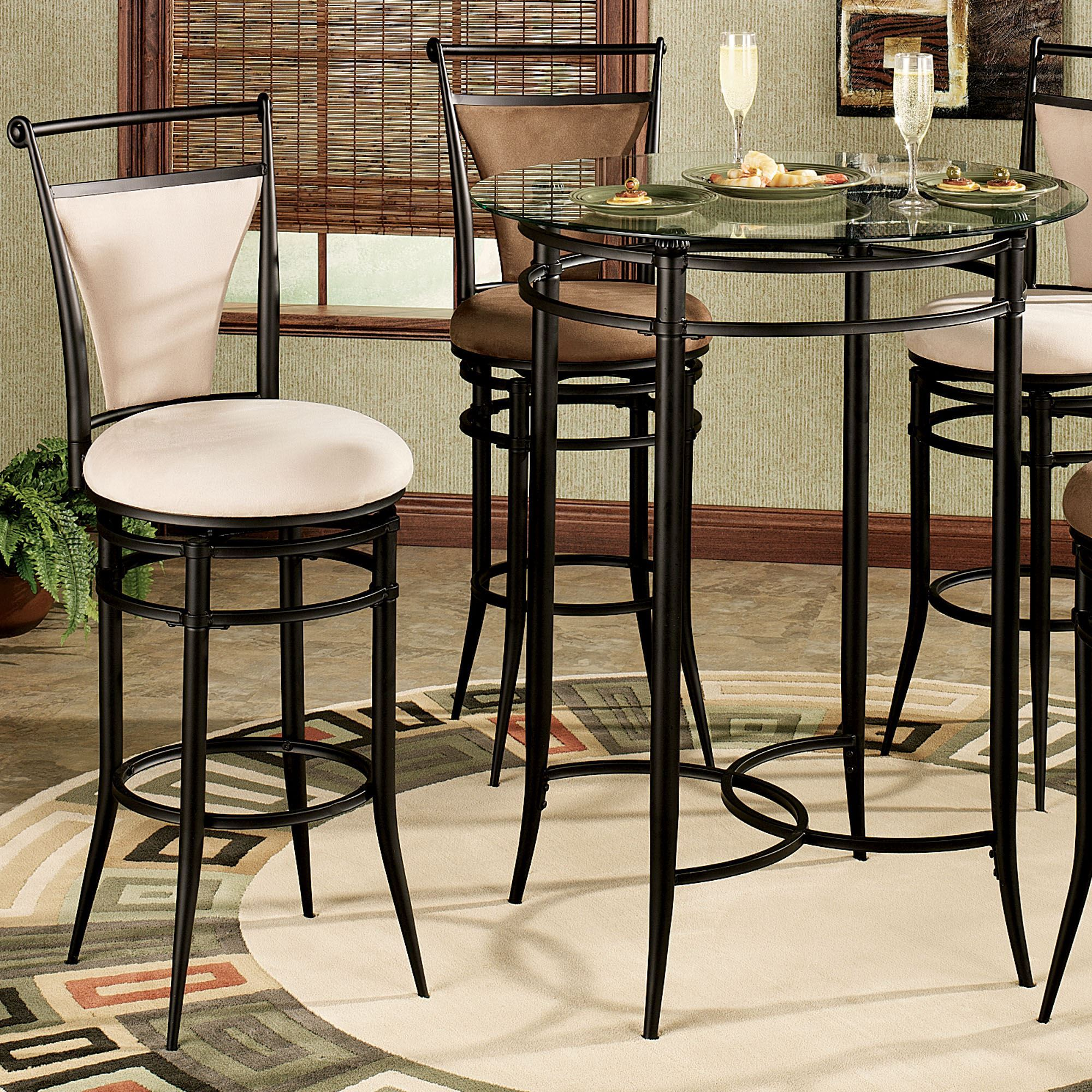 Unique Pub Table and Chairs Set