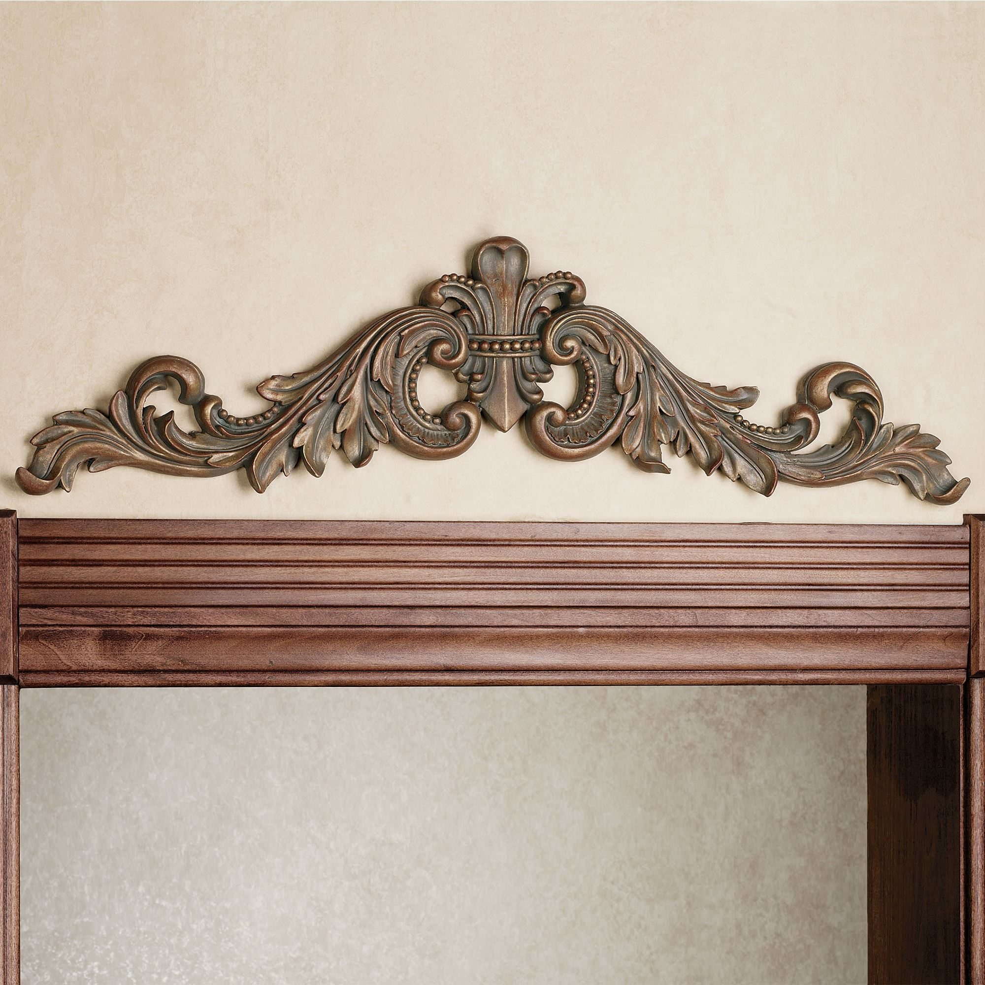 Superieur Sidoria Scroll Door Topper. Touch To Zoom