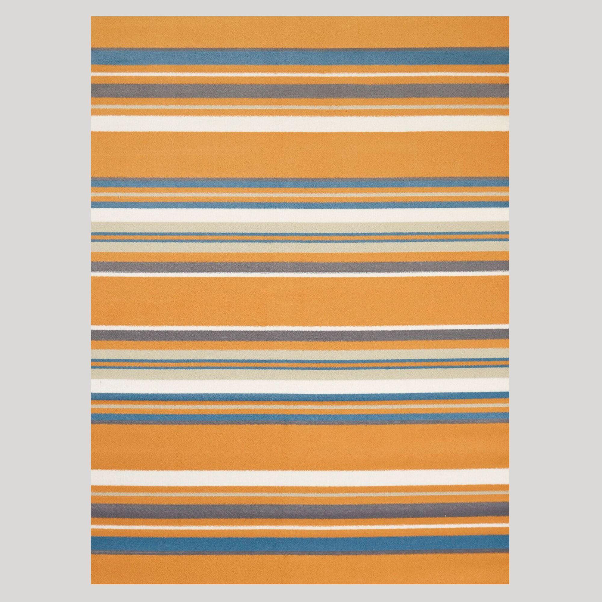 Safavieh Jack Sky Blue Corner Chair Home Decor Accent: Panama Jack Windward Striped Indoor Outdoor Rugs
