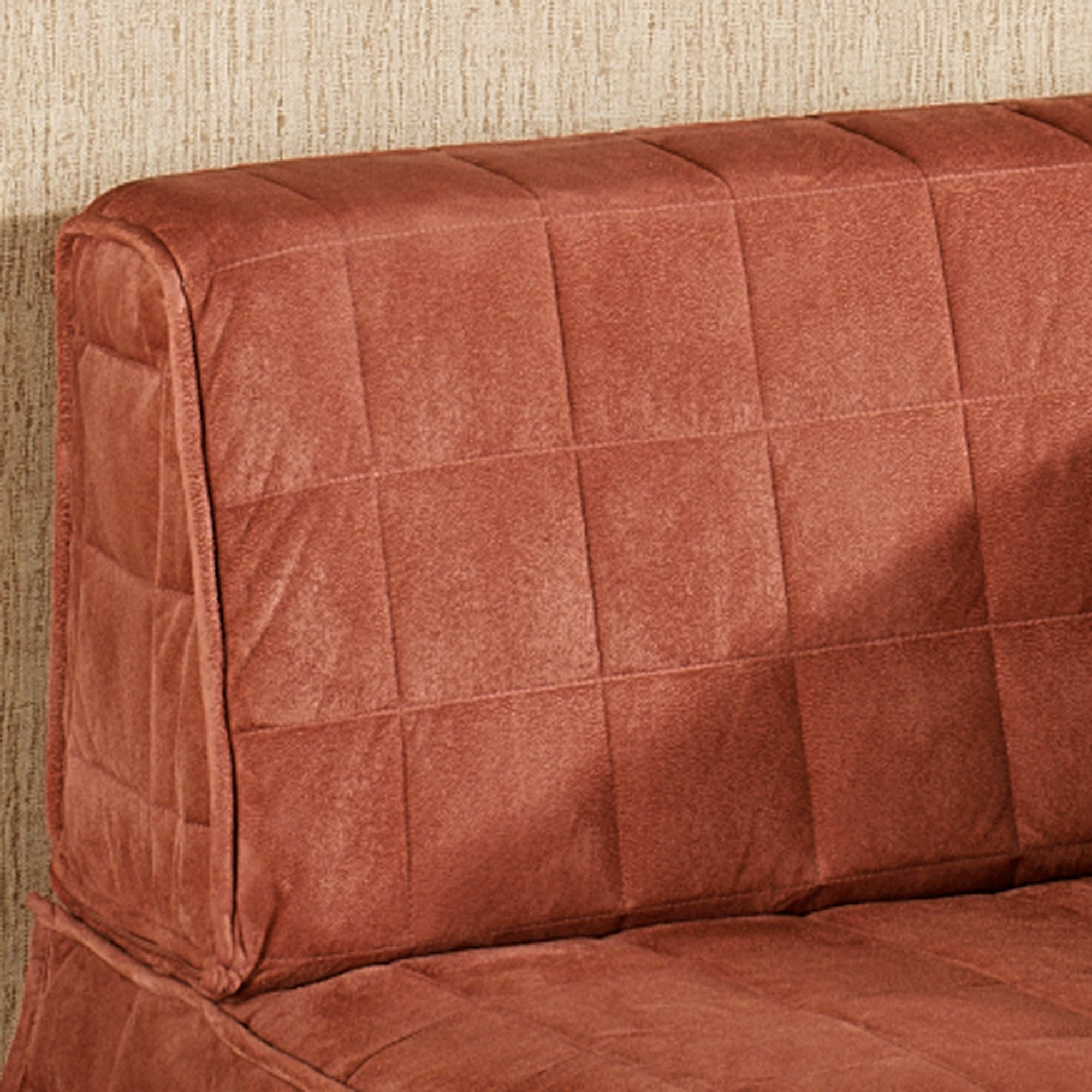 - Camden Claret Quilted Hollywood Daybed Cover