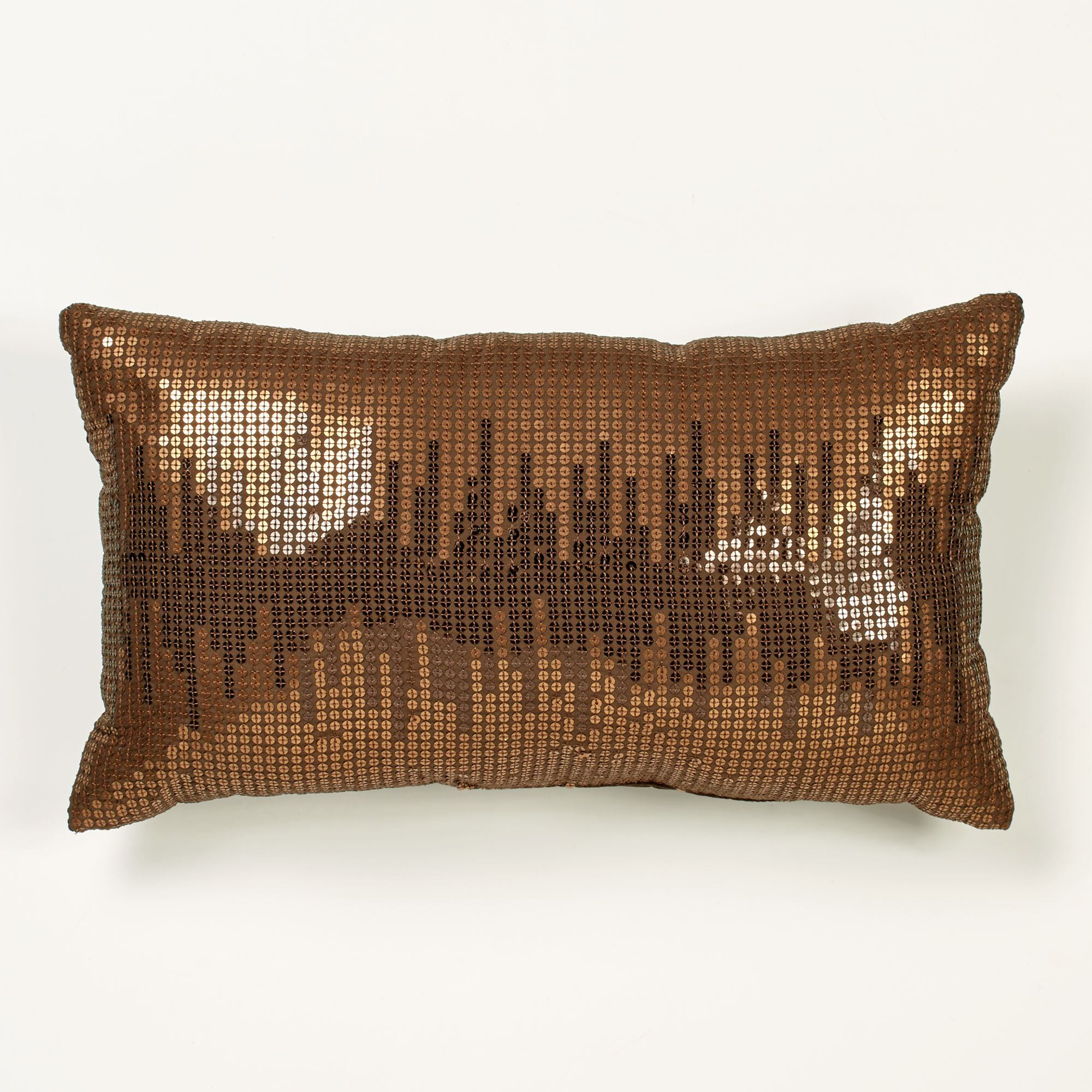shipping pair beaded overstock home free of gold aurora sequin today set pearl mother garden pillow product