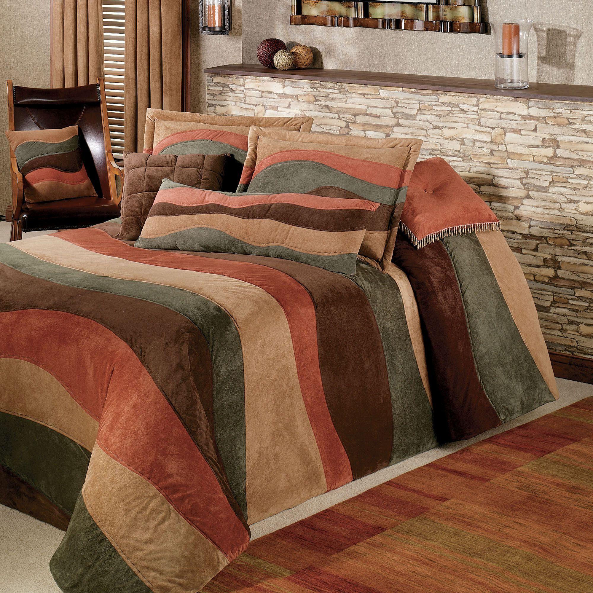 Vista Oversized Bedspread