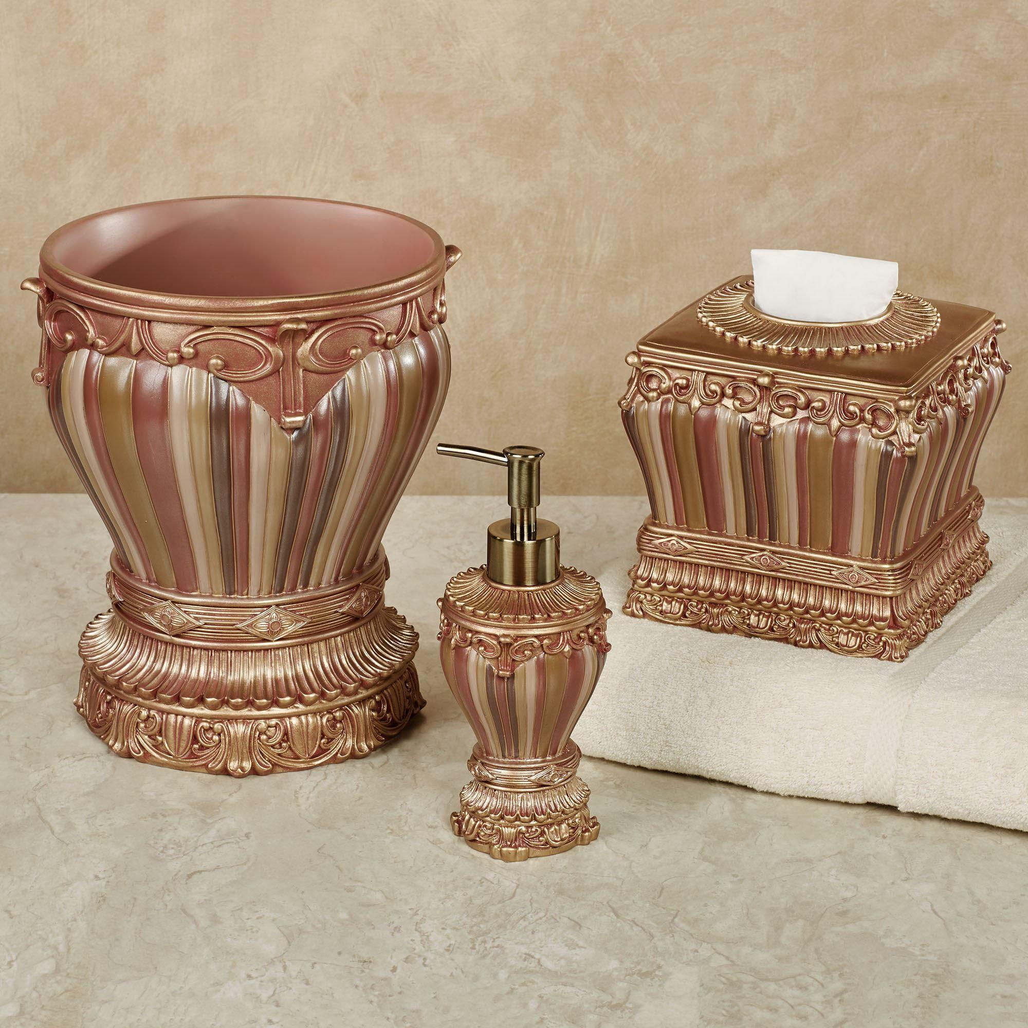 Sedona bath accessories for Unique bathroom accessories