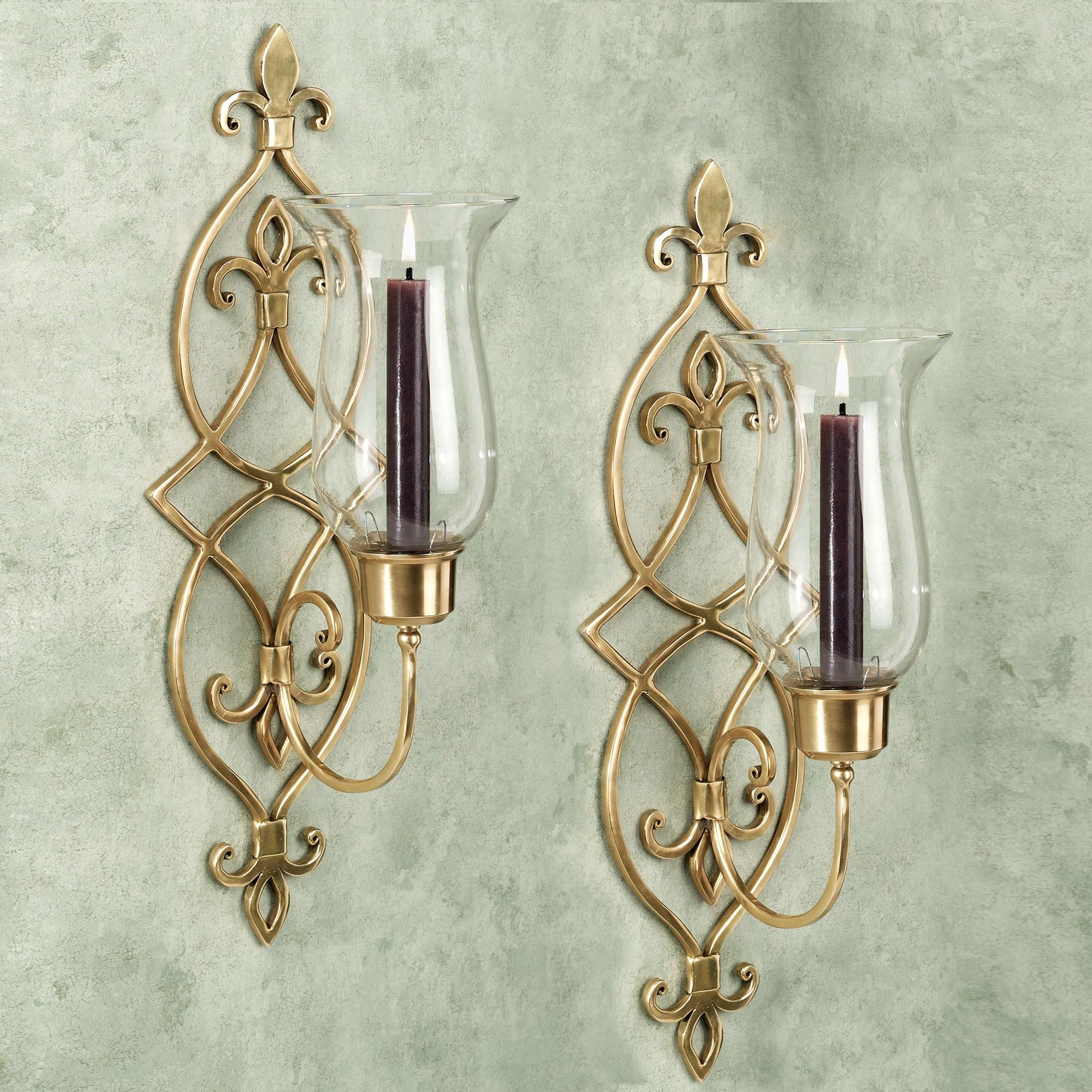 moderne brass agne priced lighting attributed with each two glass art sconce hans cut jakobsen continental arms swedish to sconces support on product a either side wall shade