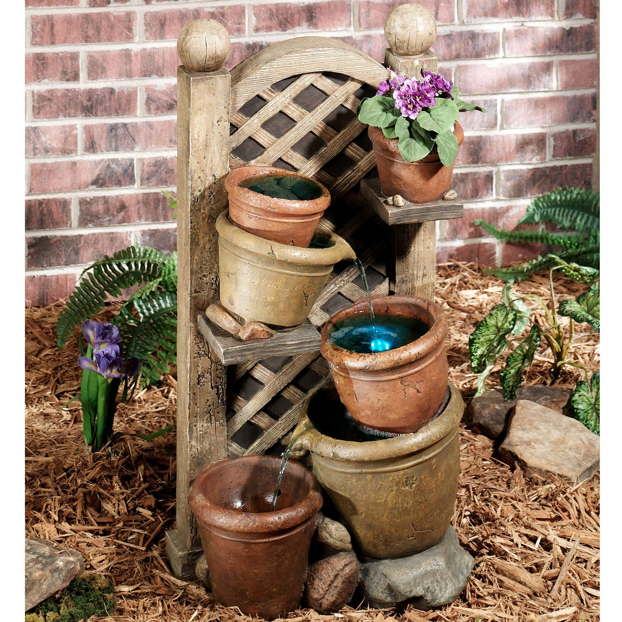 ideas sale small garden interior home fountain creative decoration design luxury fountains to for