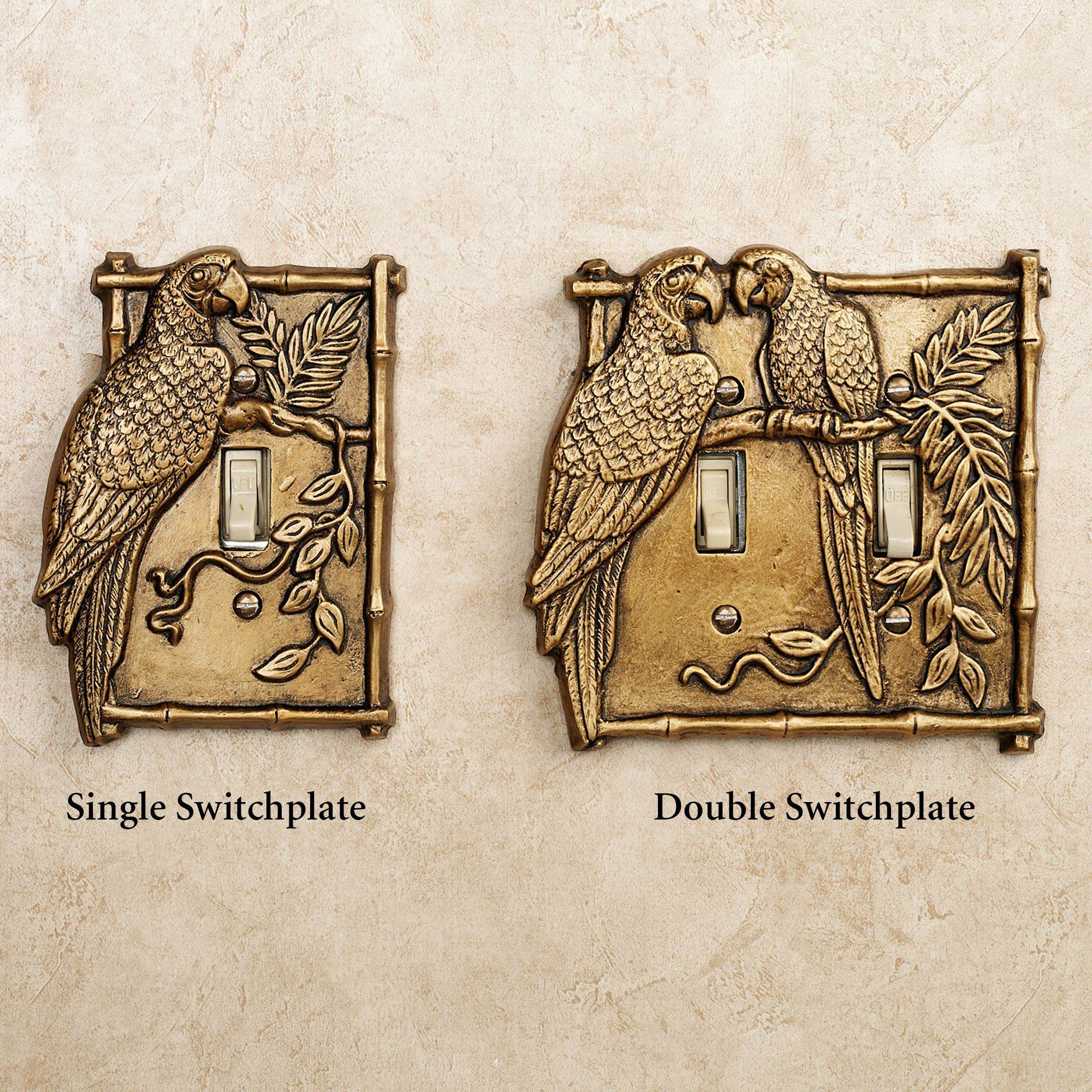 Gold Switch Plates Switchplates  Touch Of Class
