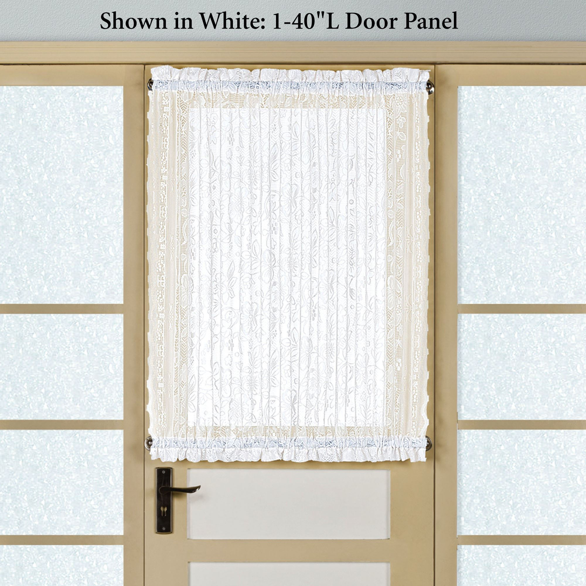 Windsor Lace Short Door Panel