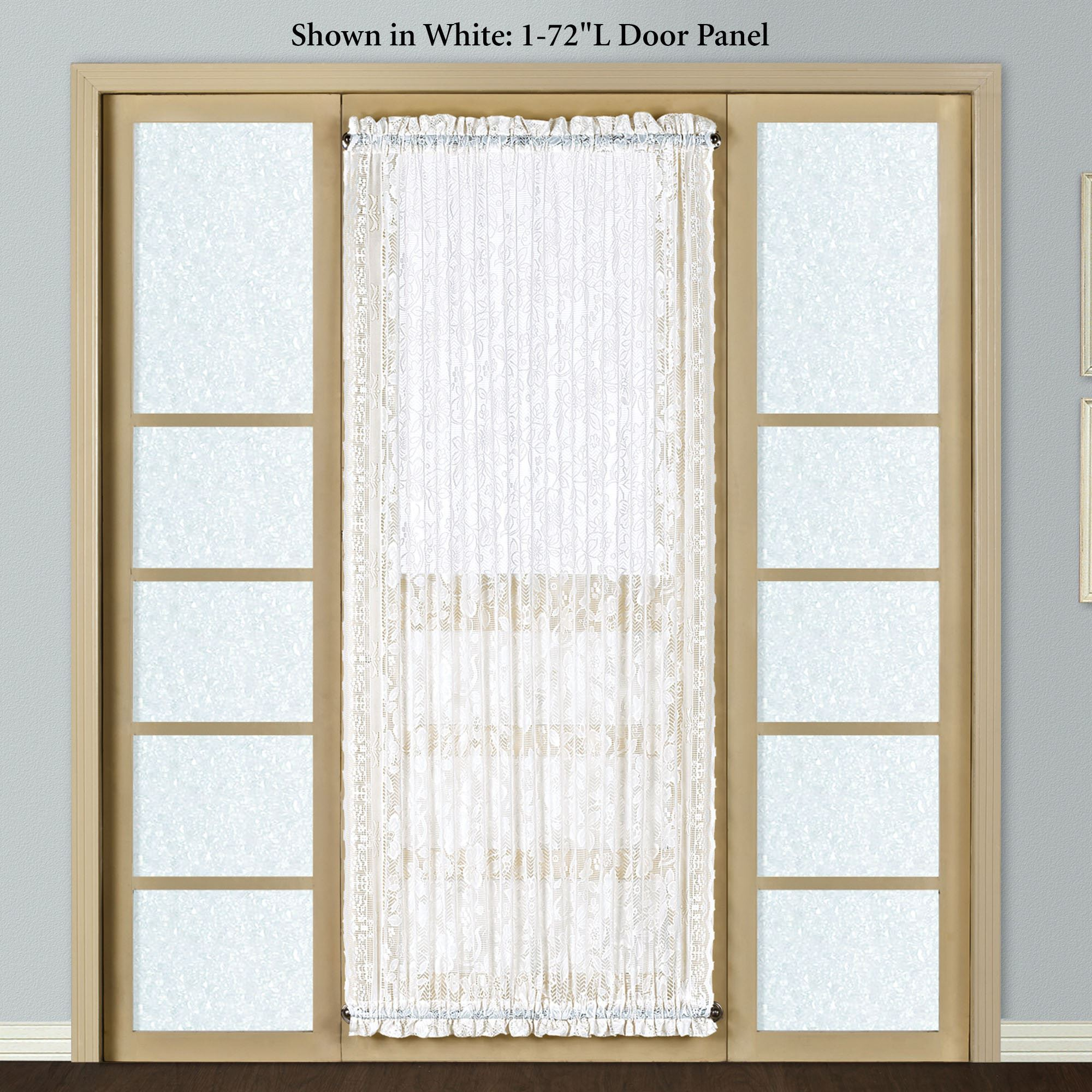 Clear sash curtain rods - You Might Also Consider Sash Curtain Rod White