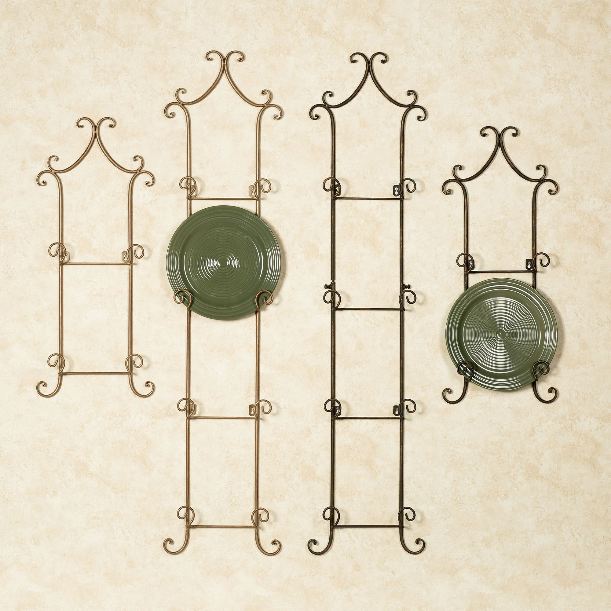 Regalla Vertical Plate Rack For 9 To 10 Diameter Plates