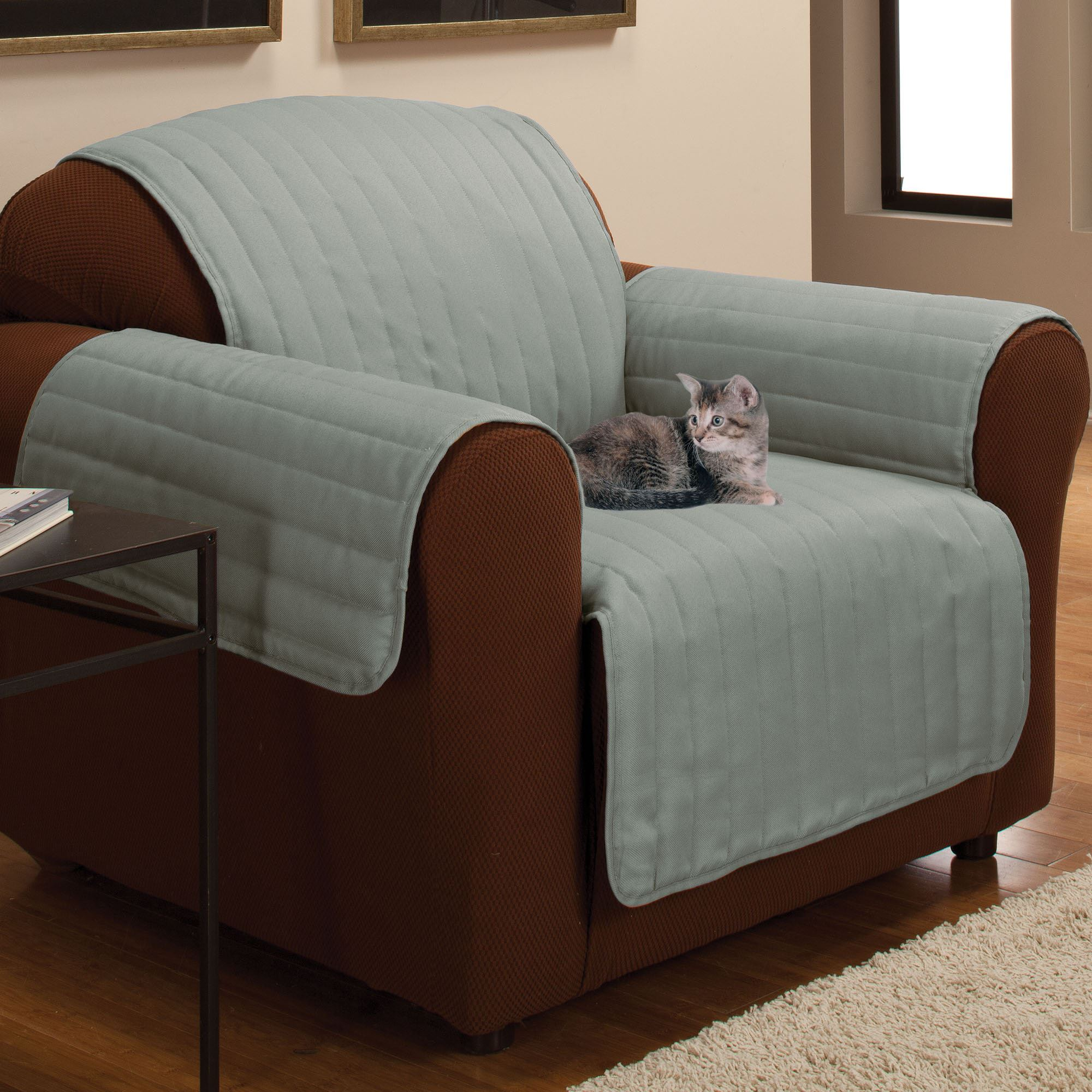 Superieur Twill Chair Pet Furniture Cover