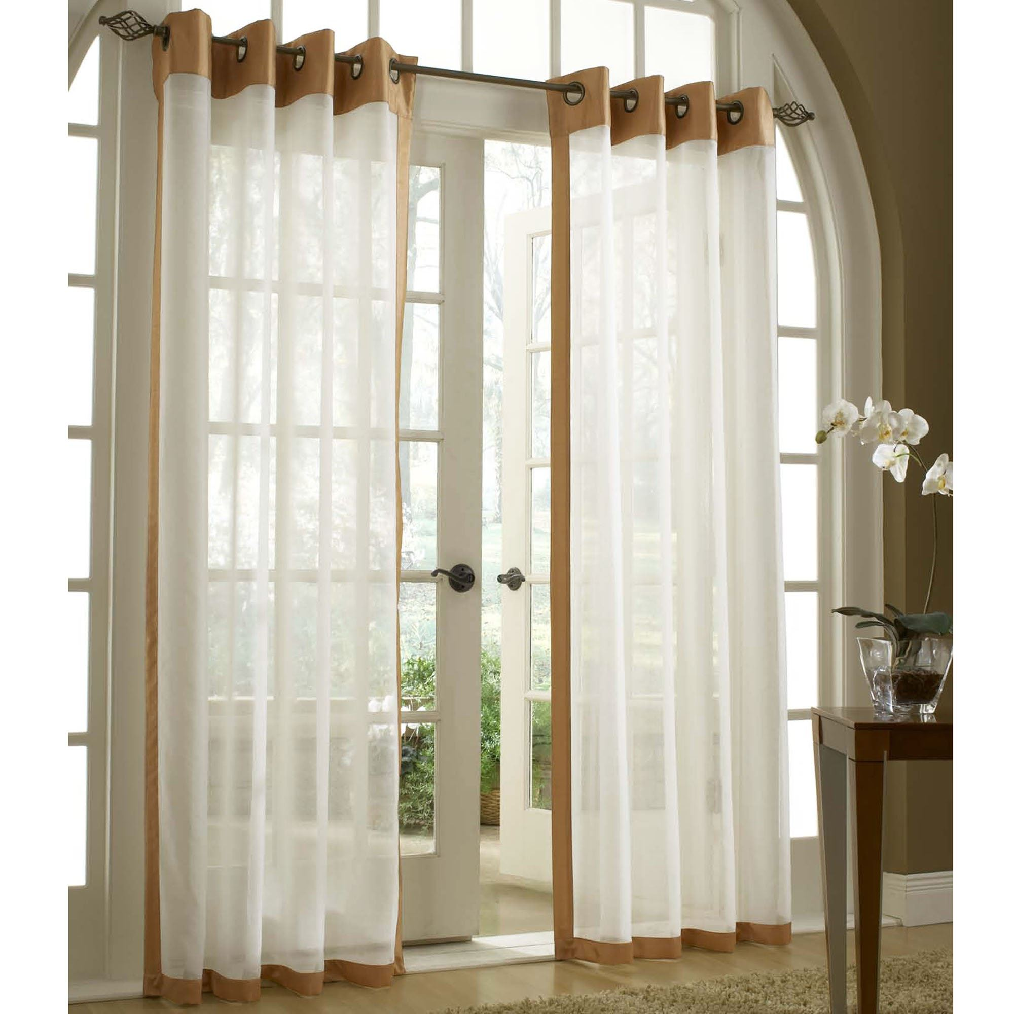 curtains grommets ideas home of charter gromments with curtain image
