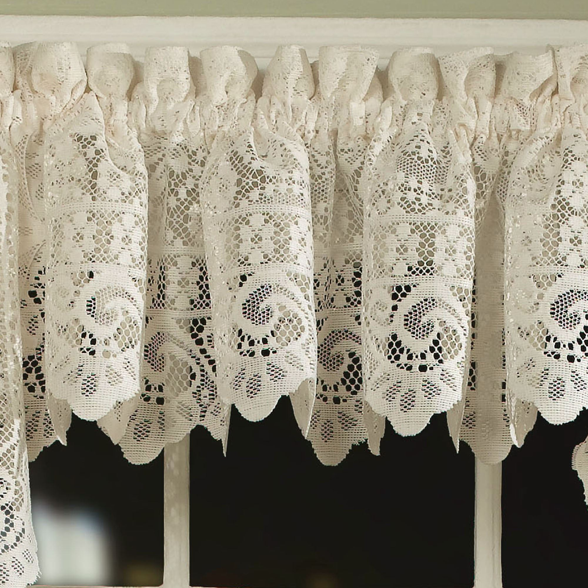 Hopewell Tailored Valance 58 X 12 Touch Of Class