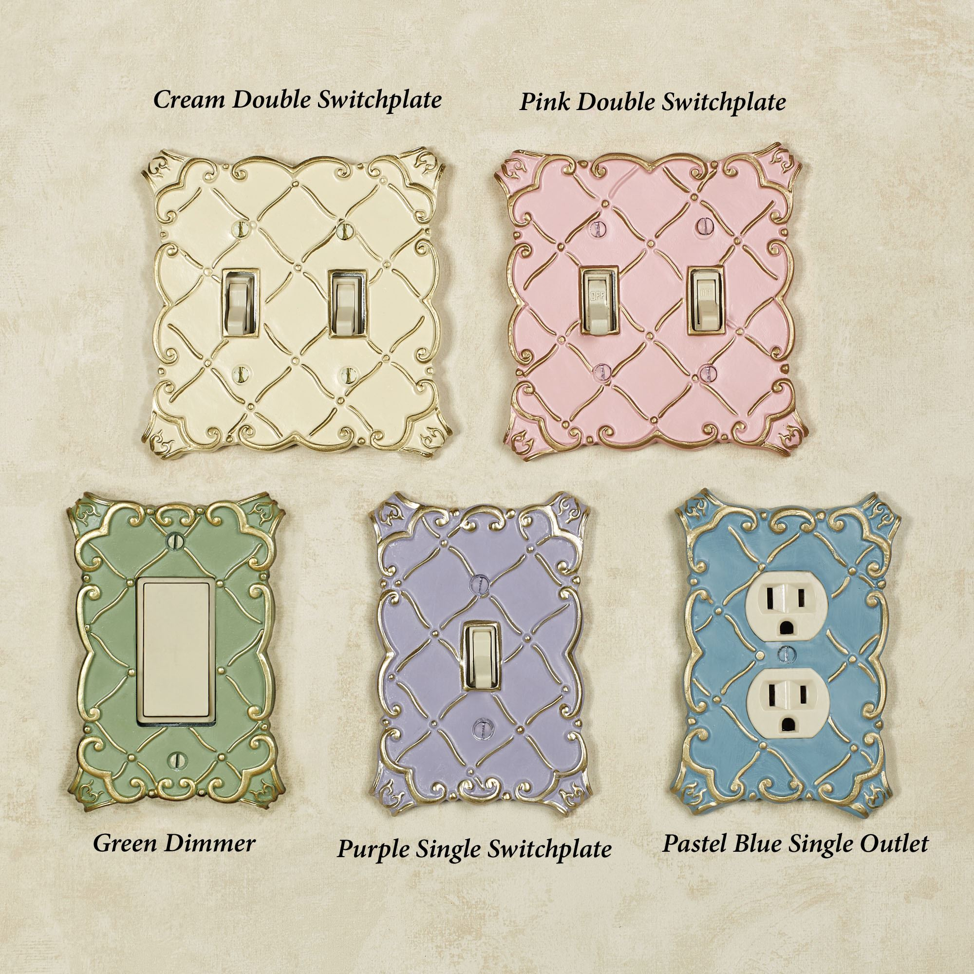 Decorative Wall Switch Plates Switchplates  Touch Of Class