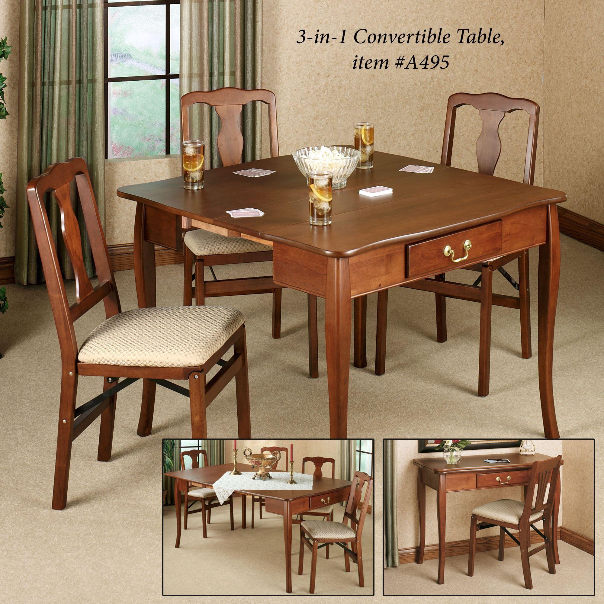 Shop Queen Anne Desk Chair Set Free Shipping Today >> Queen Anne Folding Chair Pair