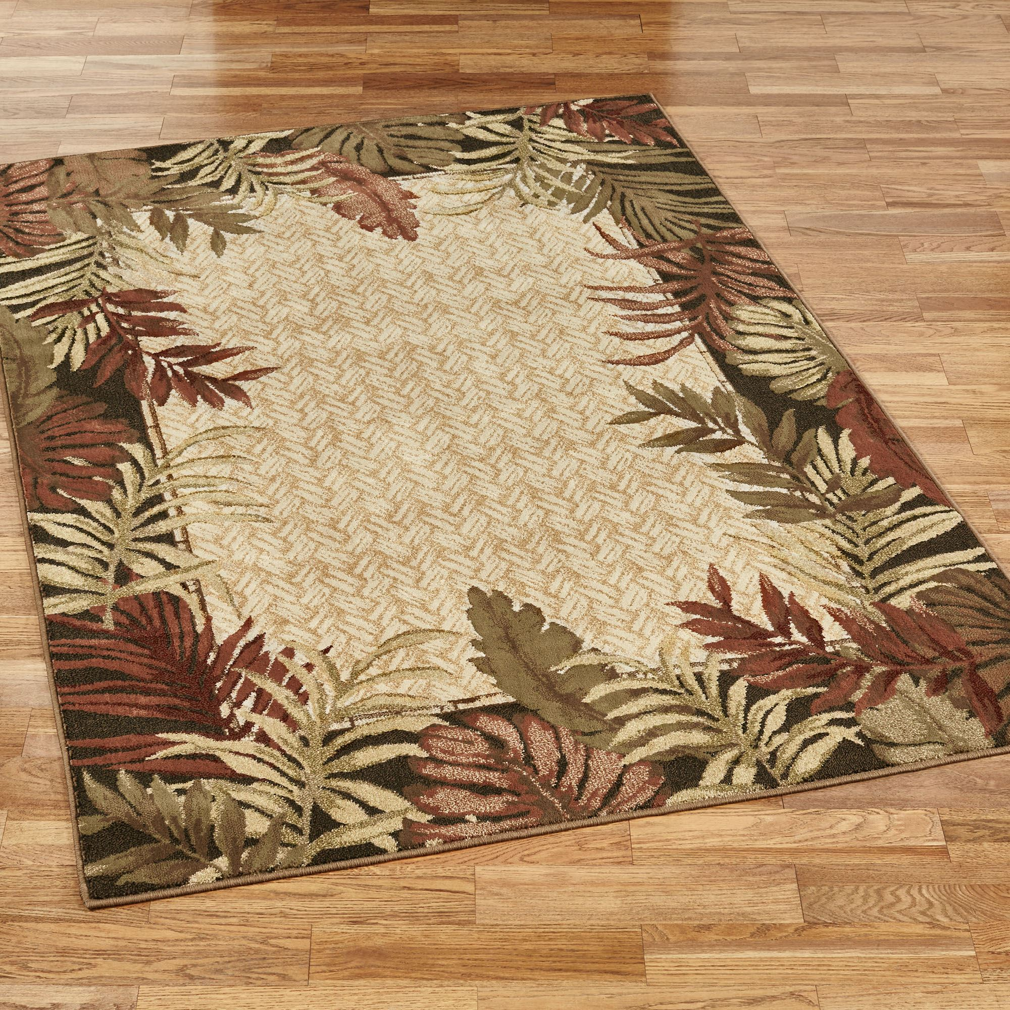 Belantara Tropical Area Rug