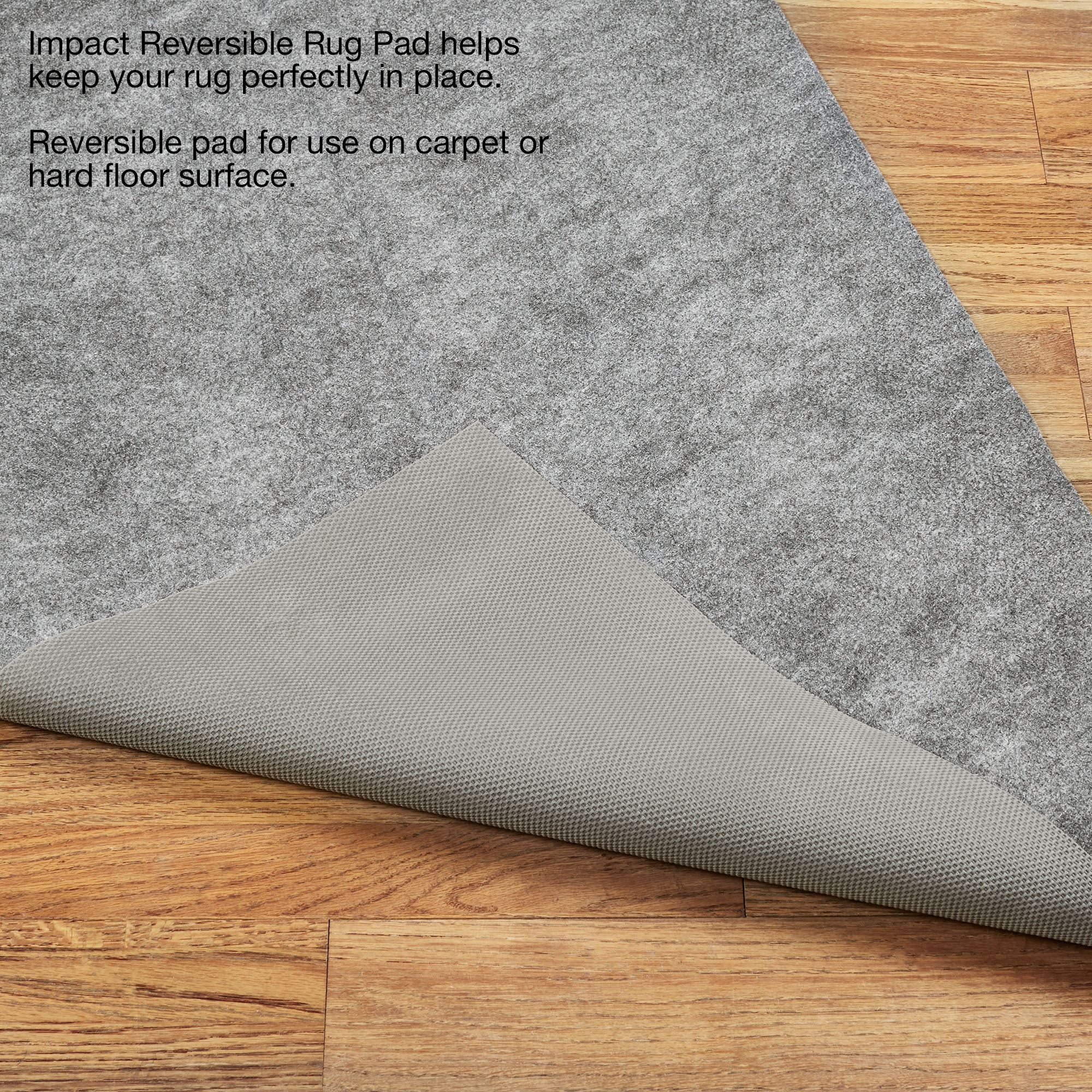 Runner Rug Pad For Hard Flooring Or Carpet