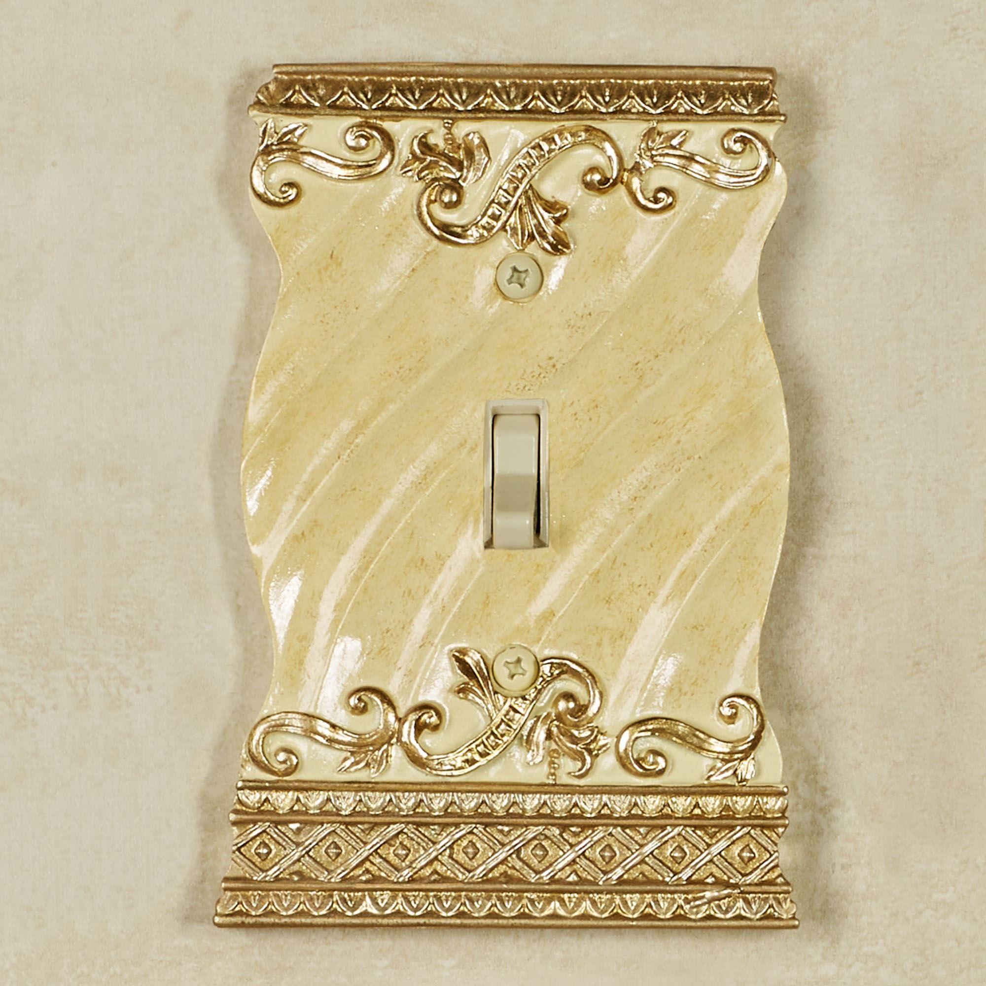 Genevia Decorative Switchplates