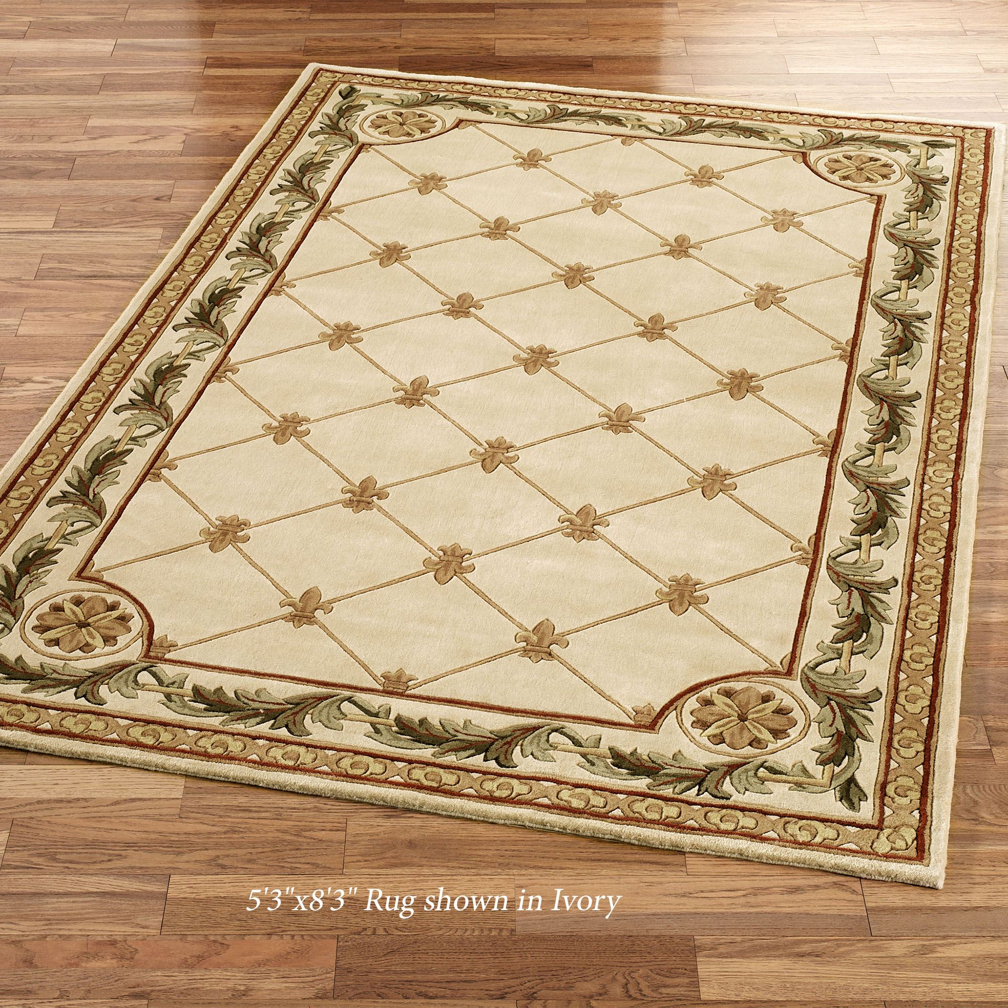 Round Dining Table Rectangle Rug Area Rug Ideas