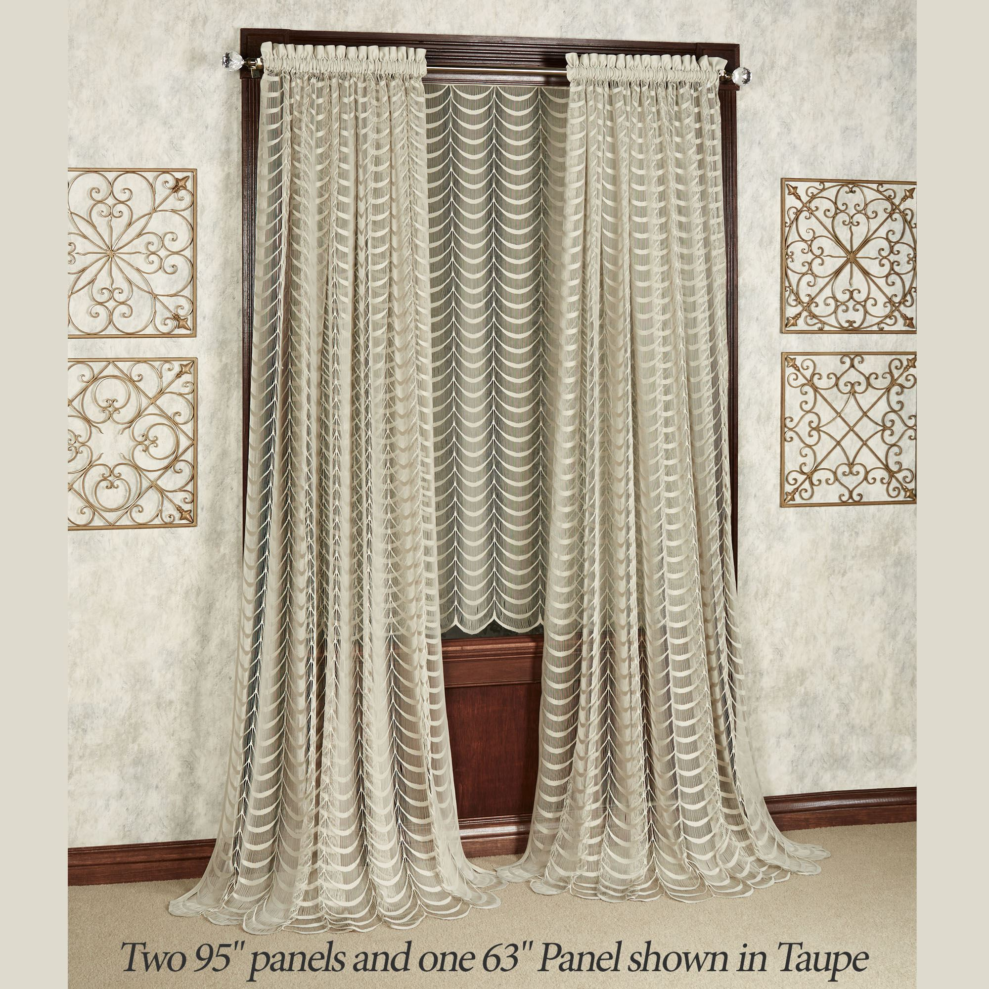 extraordinary gold waterford extraordinaryrds treatments curtains dillards valances ivory kitchen curtain and zi drapes window