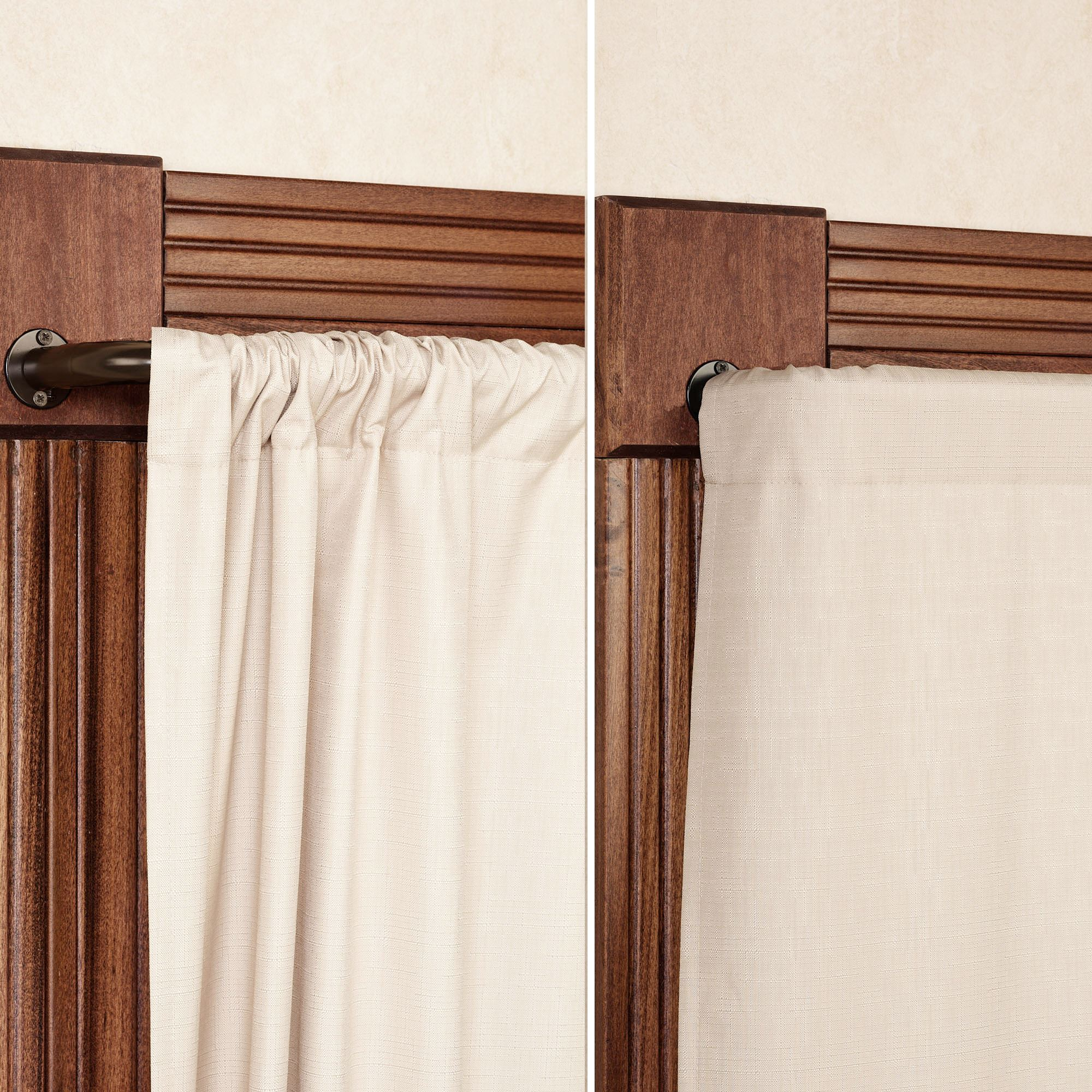 Blockaide Wrap Around Curtain Rod - 30\