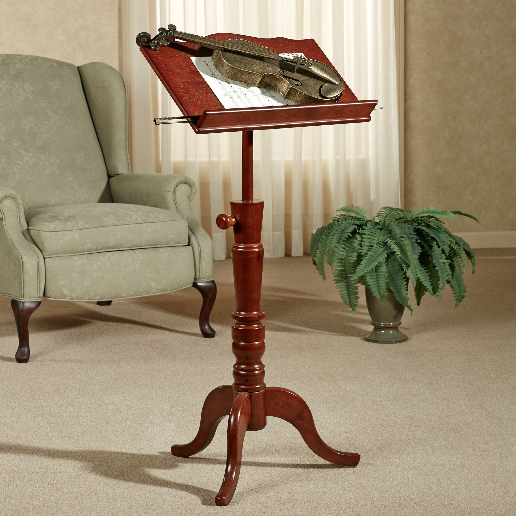 Aubrie Adjustable Music Stand