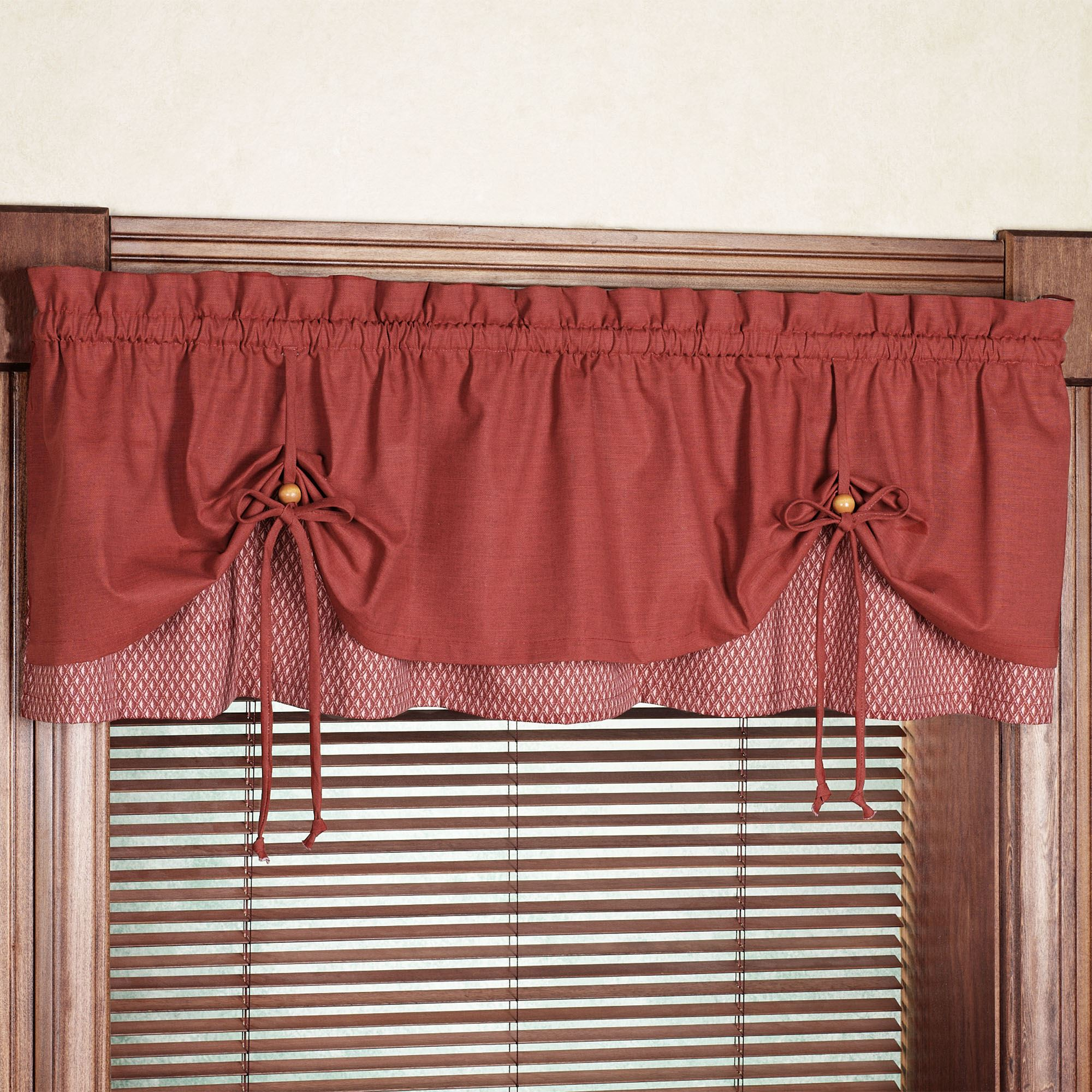 living for black red windows valances formal beautiful valance room and scarf drapes long
