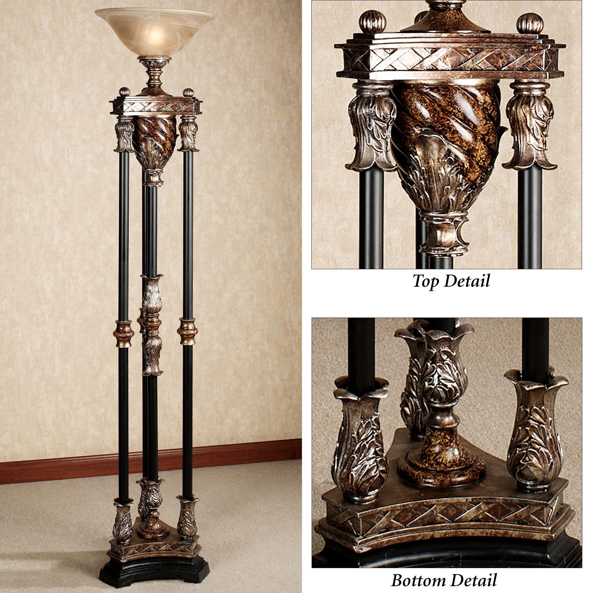 Jalisa Torchiere Floor Lamp