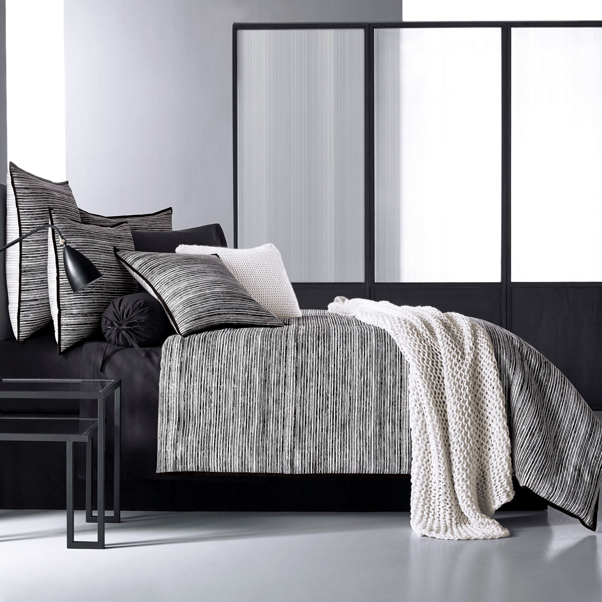 bykol comforter bedding striped yellow pierre set sets quality outstanding gray and black white grey jcpenn design