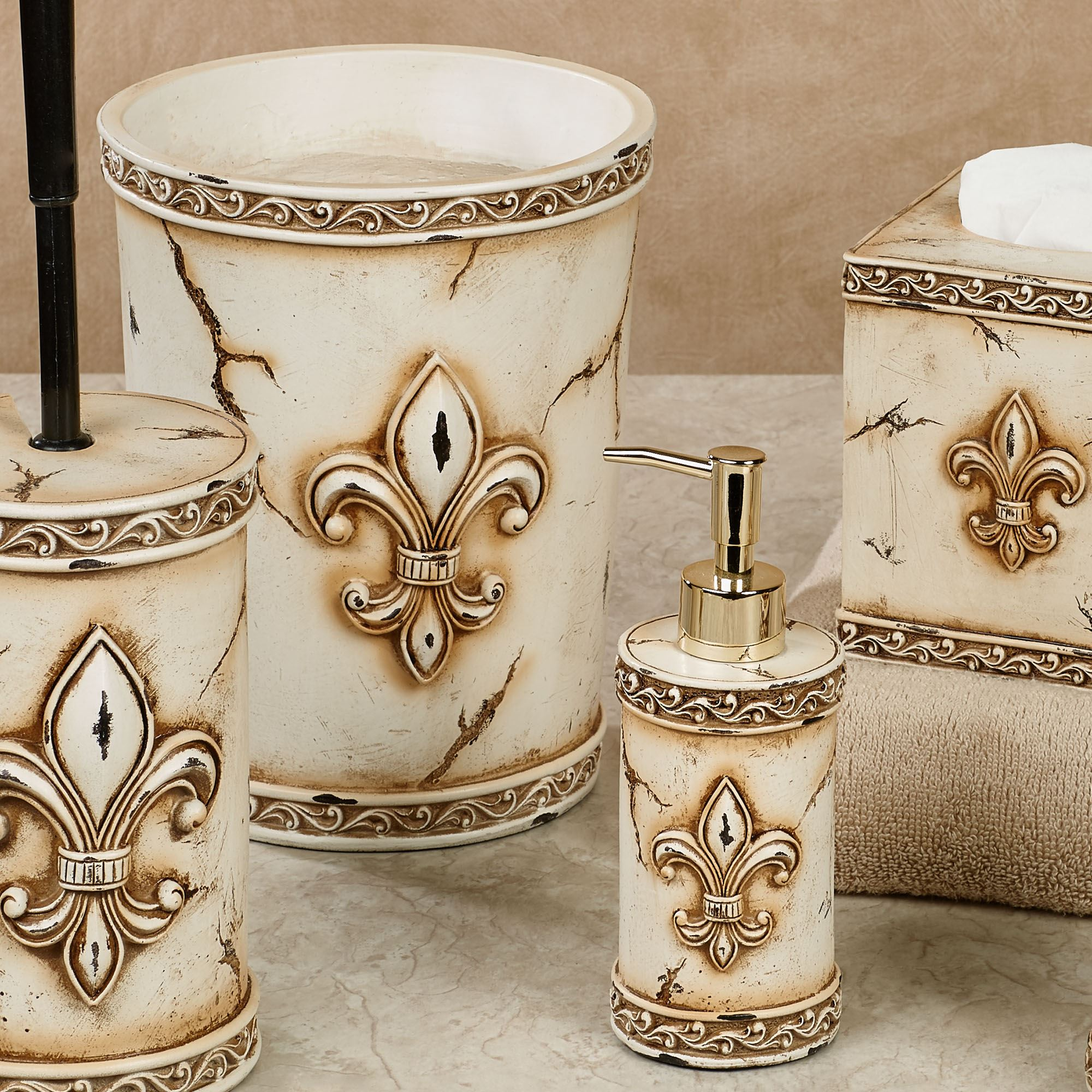 Bathroom Accessory Sets | Touch of Class