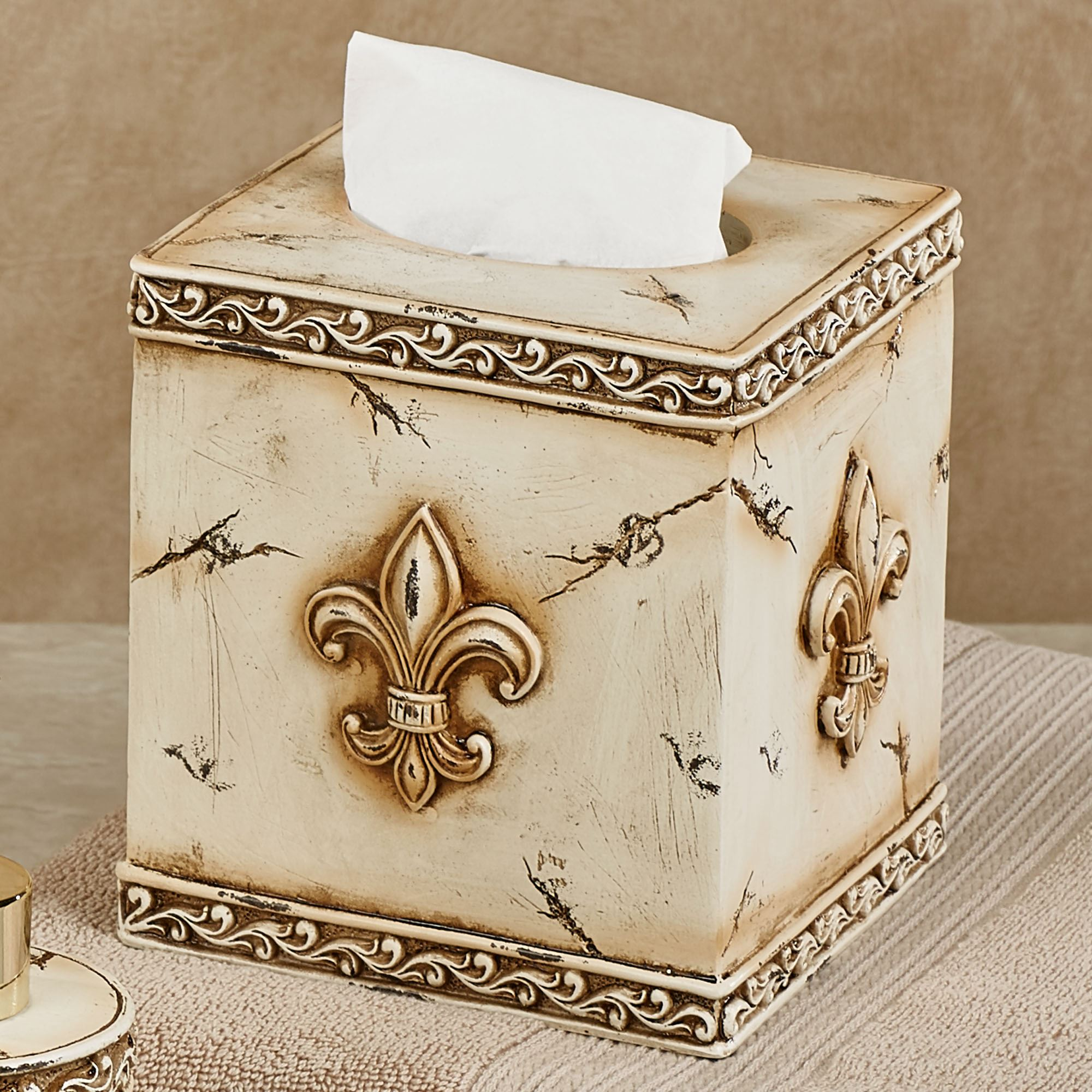 Fleur De Lis Bath Furniture From Montgomery Ward S2450527
