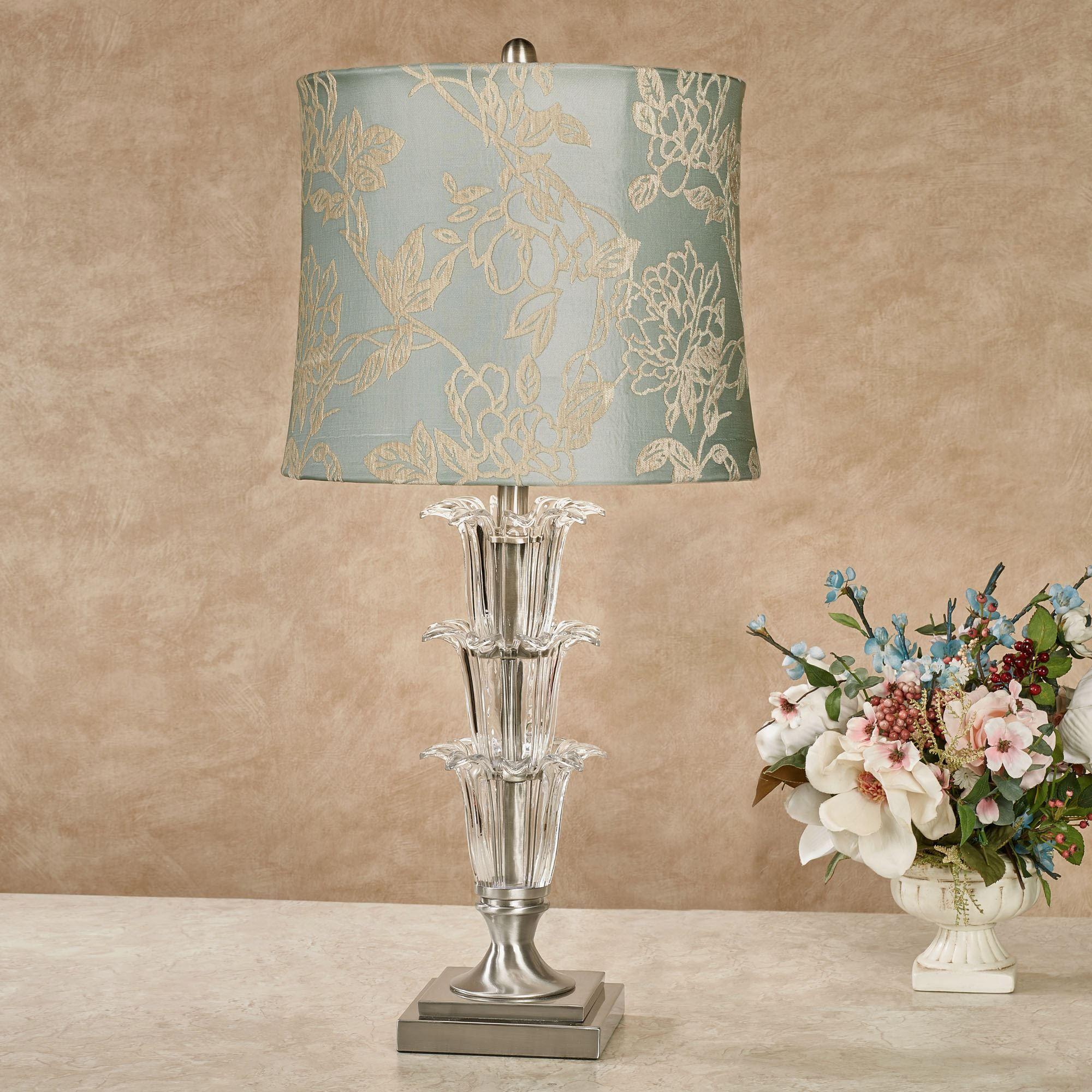 Maryanne Crystal Table Lamp